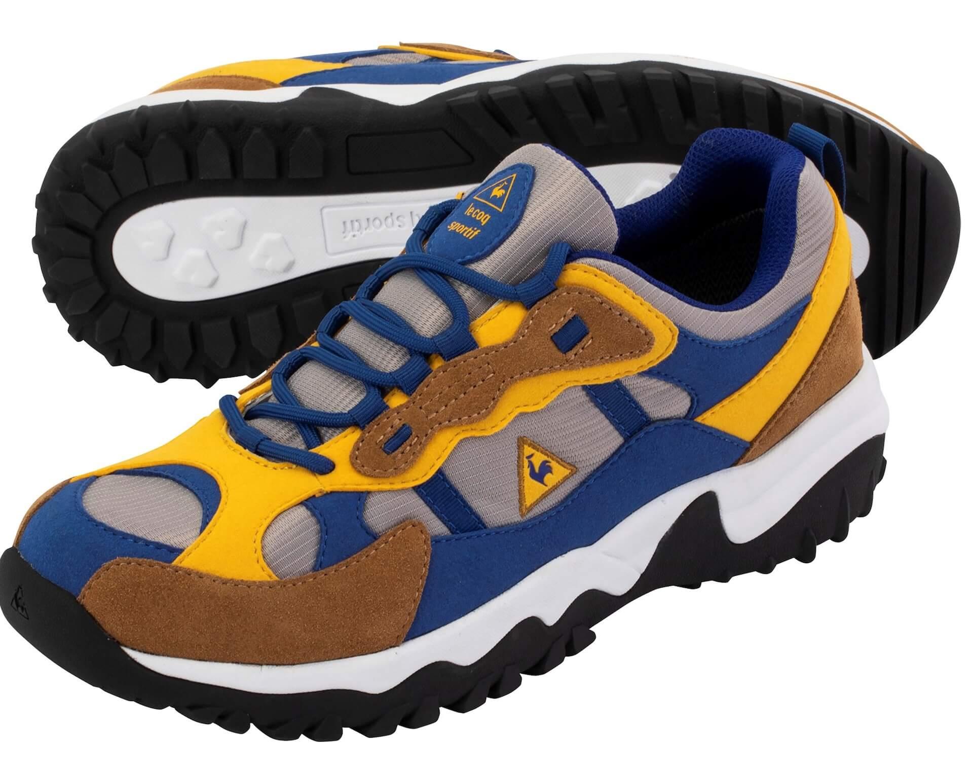 アウトドアスタイルとしても履ける90年代テイストのルコックスニーカー「L-WANDERER OG」が登場 life190918_lecoq_sneaker_1