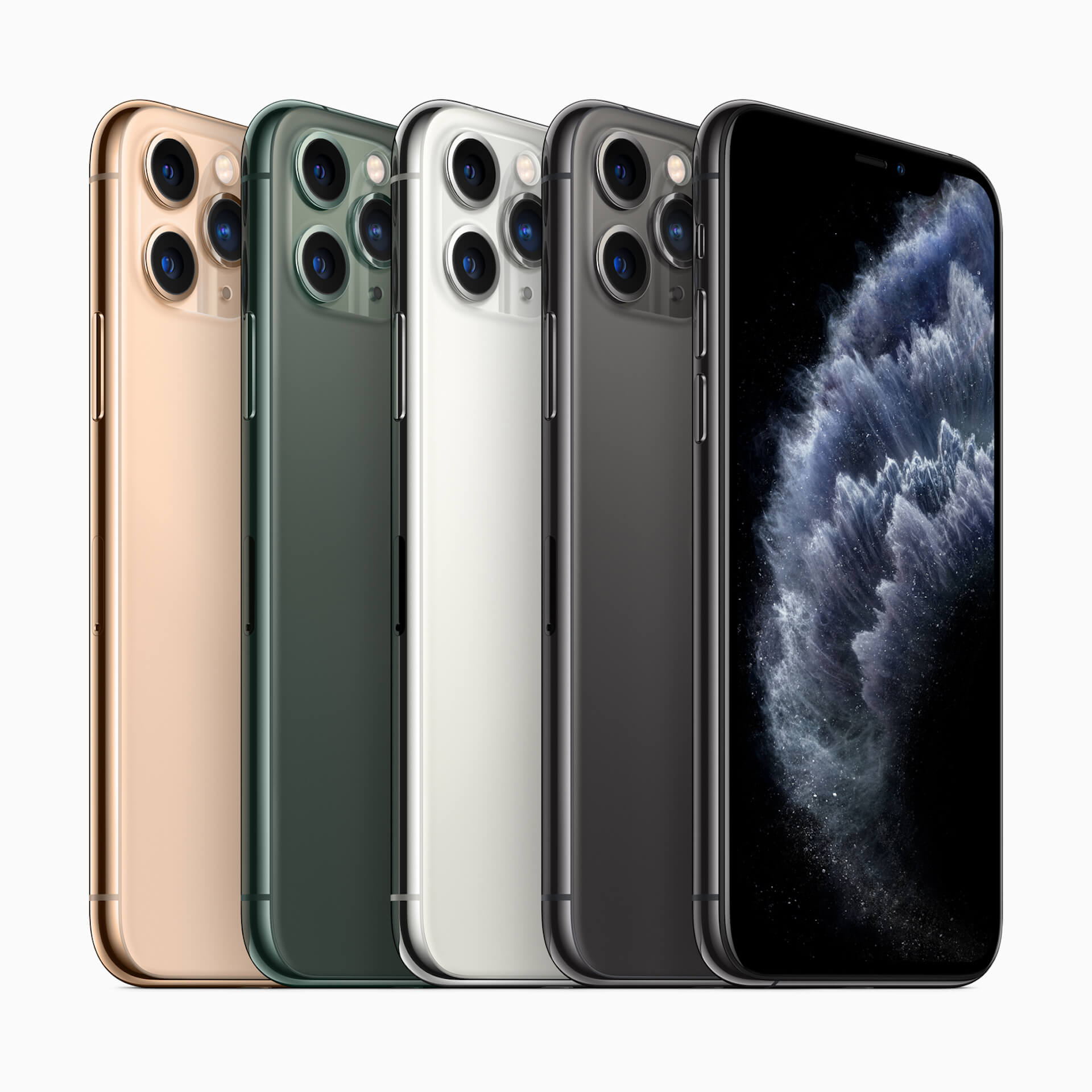 新型iPhoneで人気なのはiPhone 11 Pro/Pro Maxか、iPhone 11か? tech190918_apple_iphone11_main