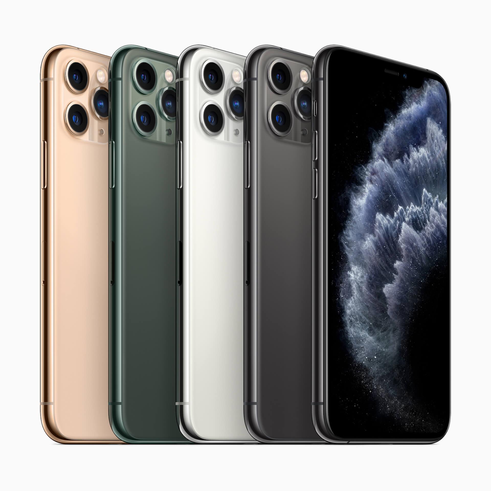 新型iPhoneで人気なのはiPhone 11 Pro/Pro Maxか、iPhone 11か? tech190918_apple_iphone11_main