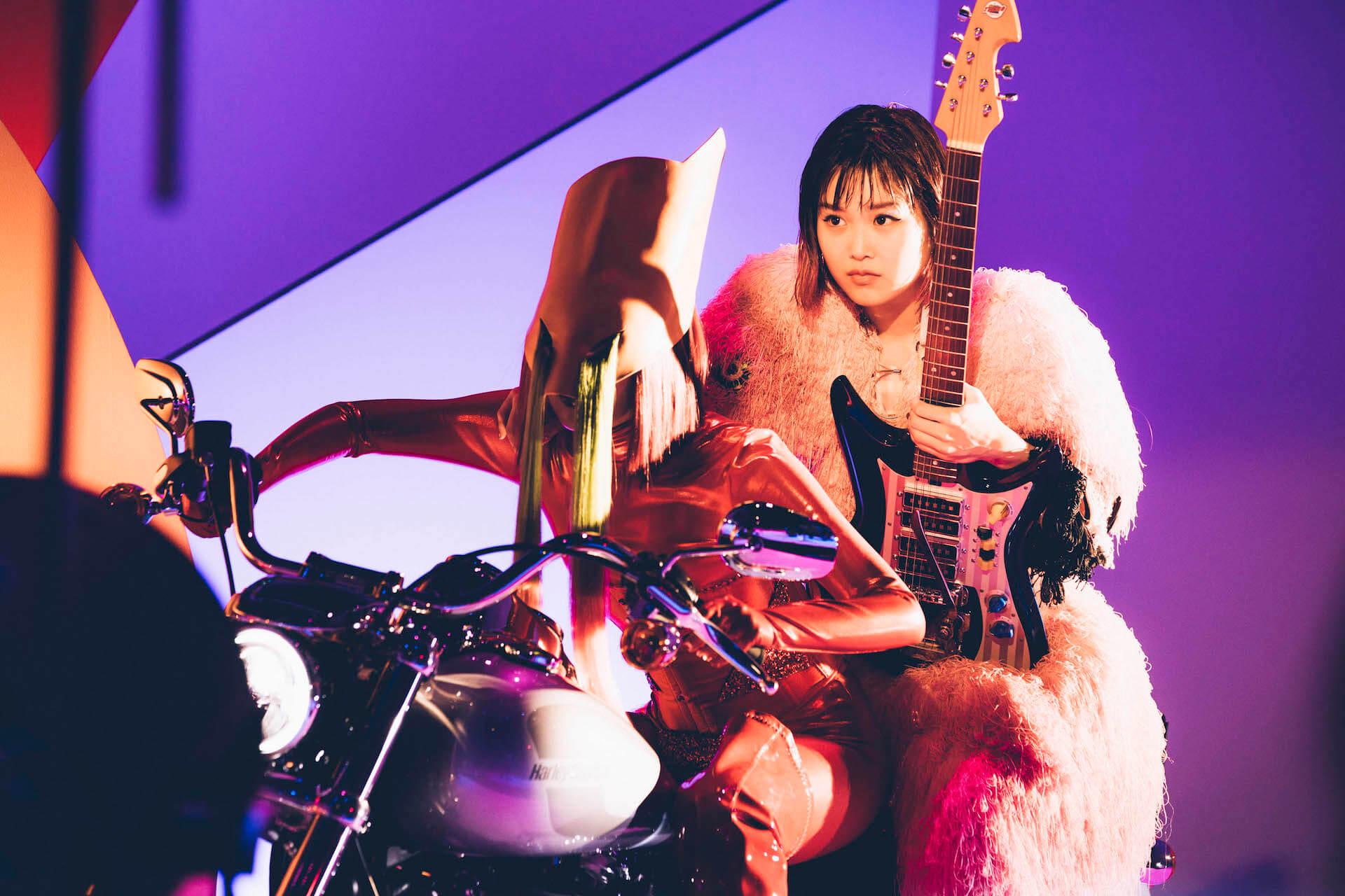 Reiの最新シングル「Territory Blues」配信開始&MVも完成!ハーレーダビッドソン × Rei によるコラボ・プロジェクト<SEEK for SOUL>オリジナル楽曲 music190919-rei-harley-davidson-4