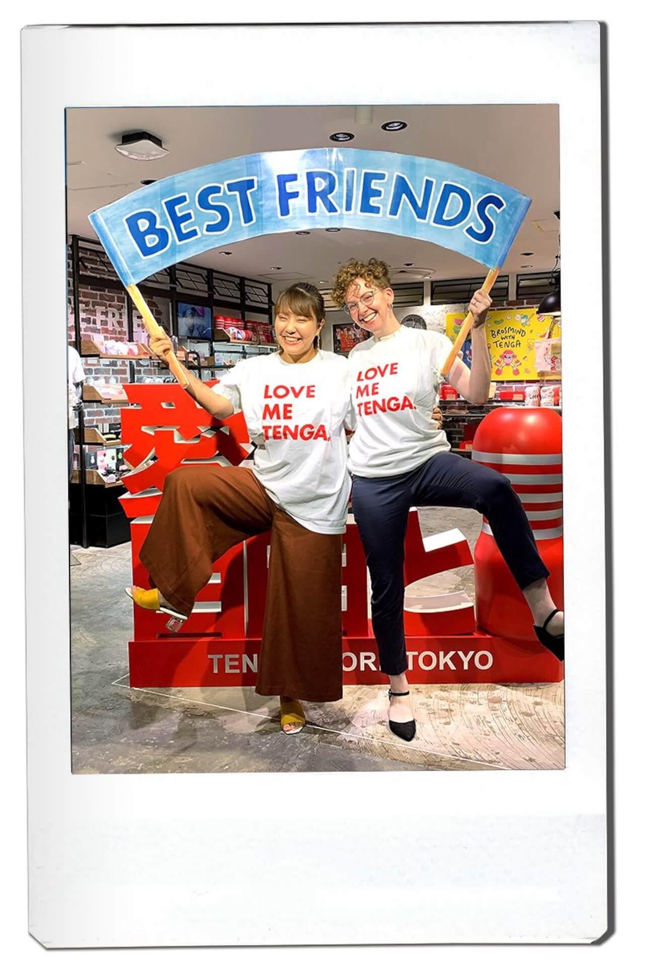 友情、努力、〇〇!TENGA×漫☆画太郎の作品展「TEN☆画太郎展」が開催 music190919-tengataro-4