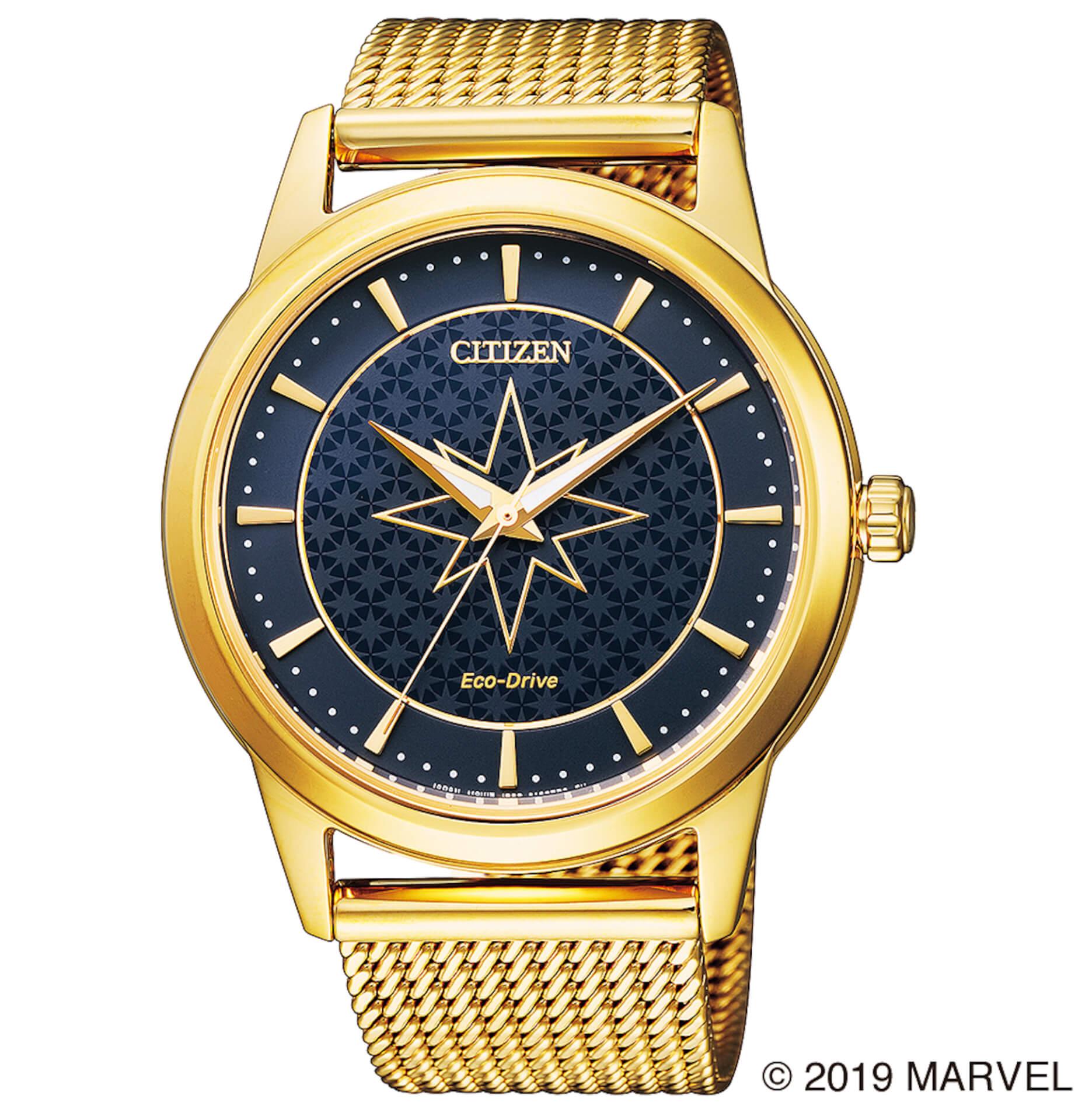 「スパイダーマン」や「キャプテン・アメリカ」が腕時計に!マーベルキャラクターをモチーフにしたシチズン腕時計全9モデルが登場 tech190919_marvel_watch_7