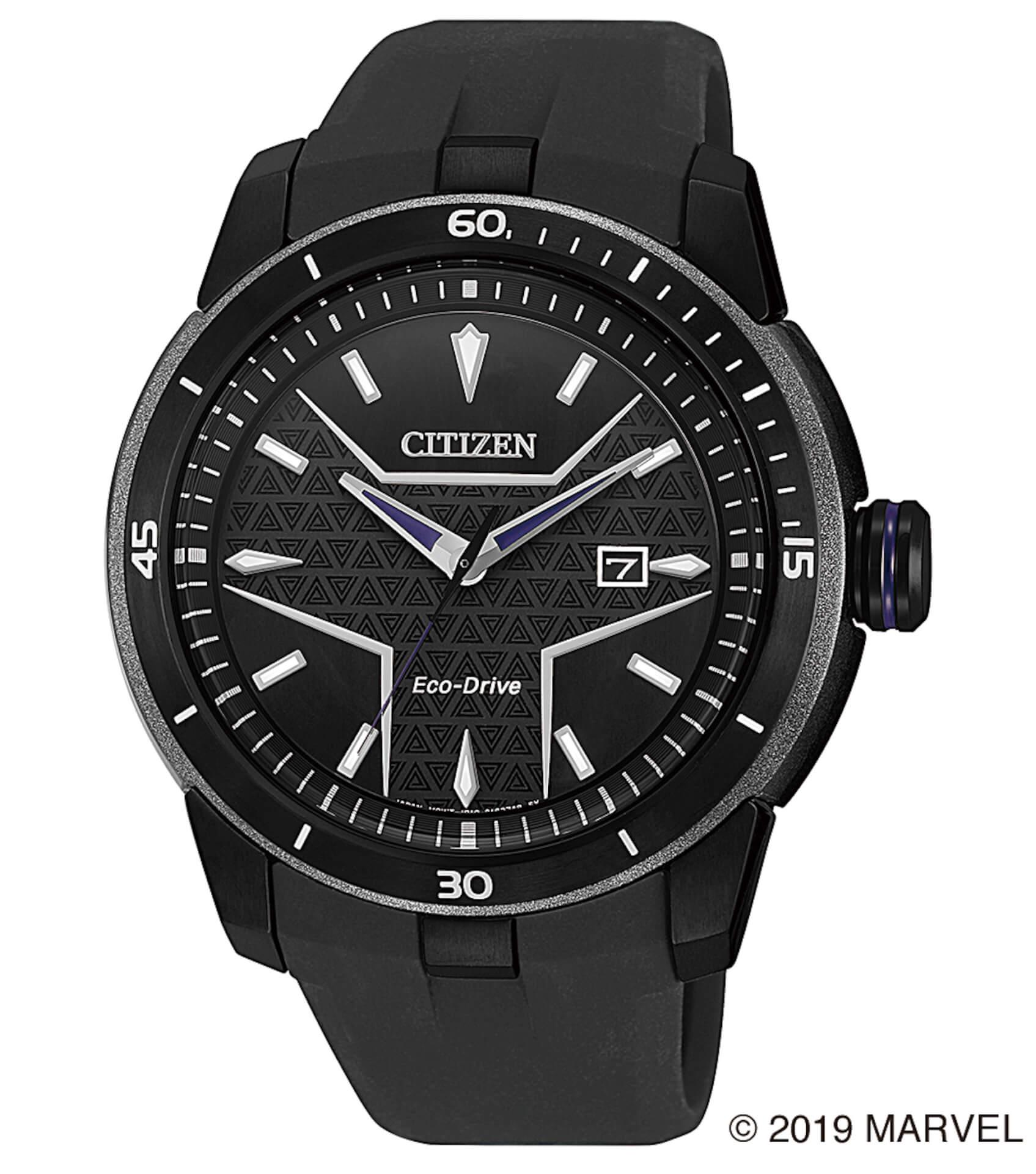 「スパイダーマン」や「キャプテン・アメリカ」が腕時計に!マーベルキャラクターをモチーフにしたシチズン腕時計全9モデルが登場 tech190919_marvel_watch_15