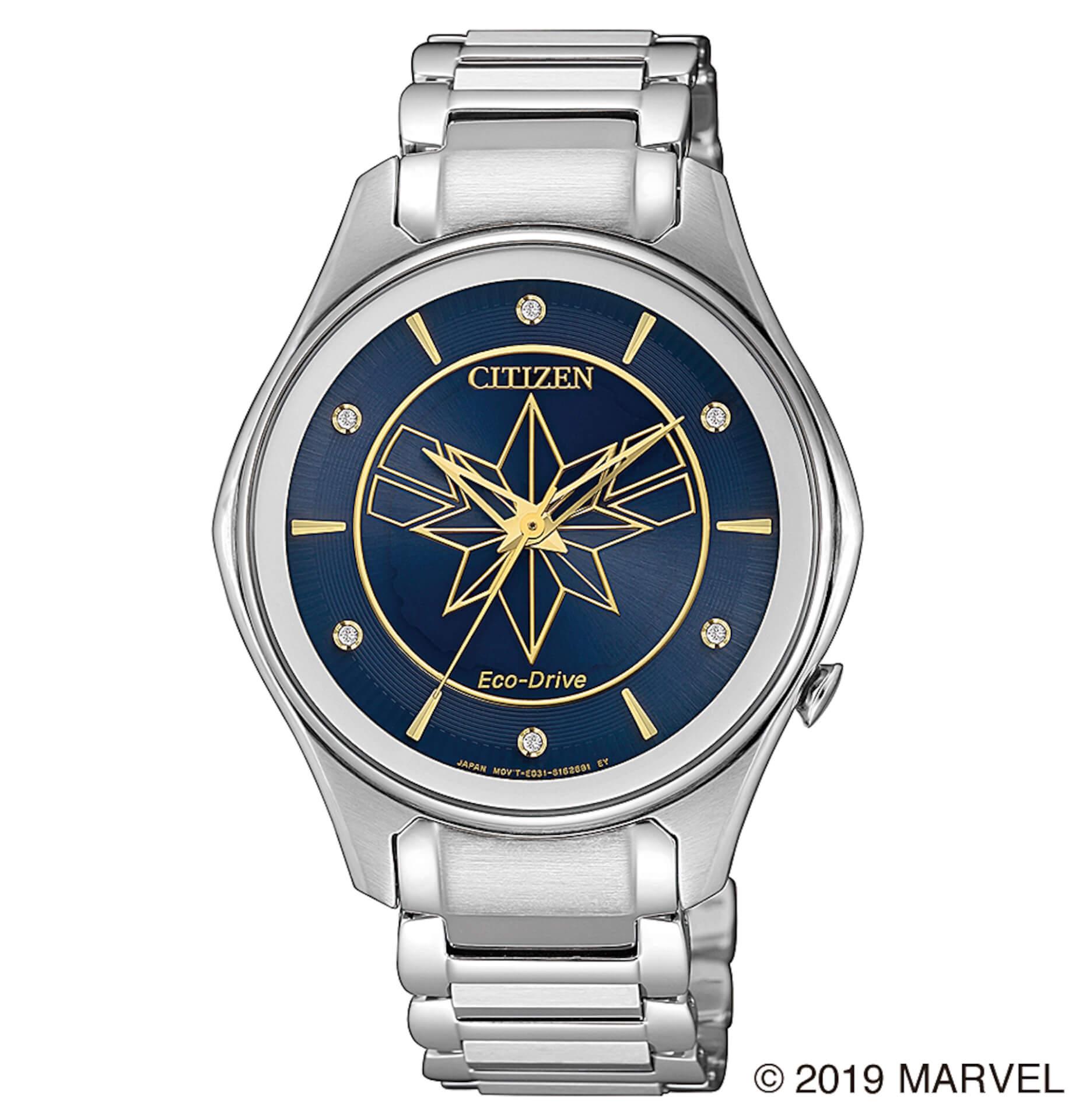 「スパイダーマン」や「キャプテン・アメリカ」が腕時計に!マーベルキャラクターをモチーフにしたシチズン腕時計全9モデルが登場 tech190919_marvel_watch_8