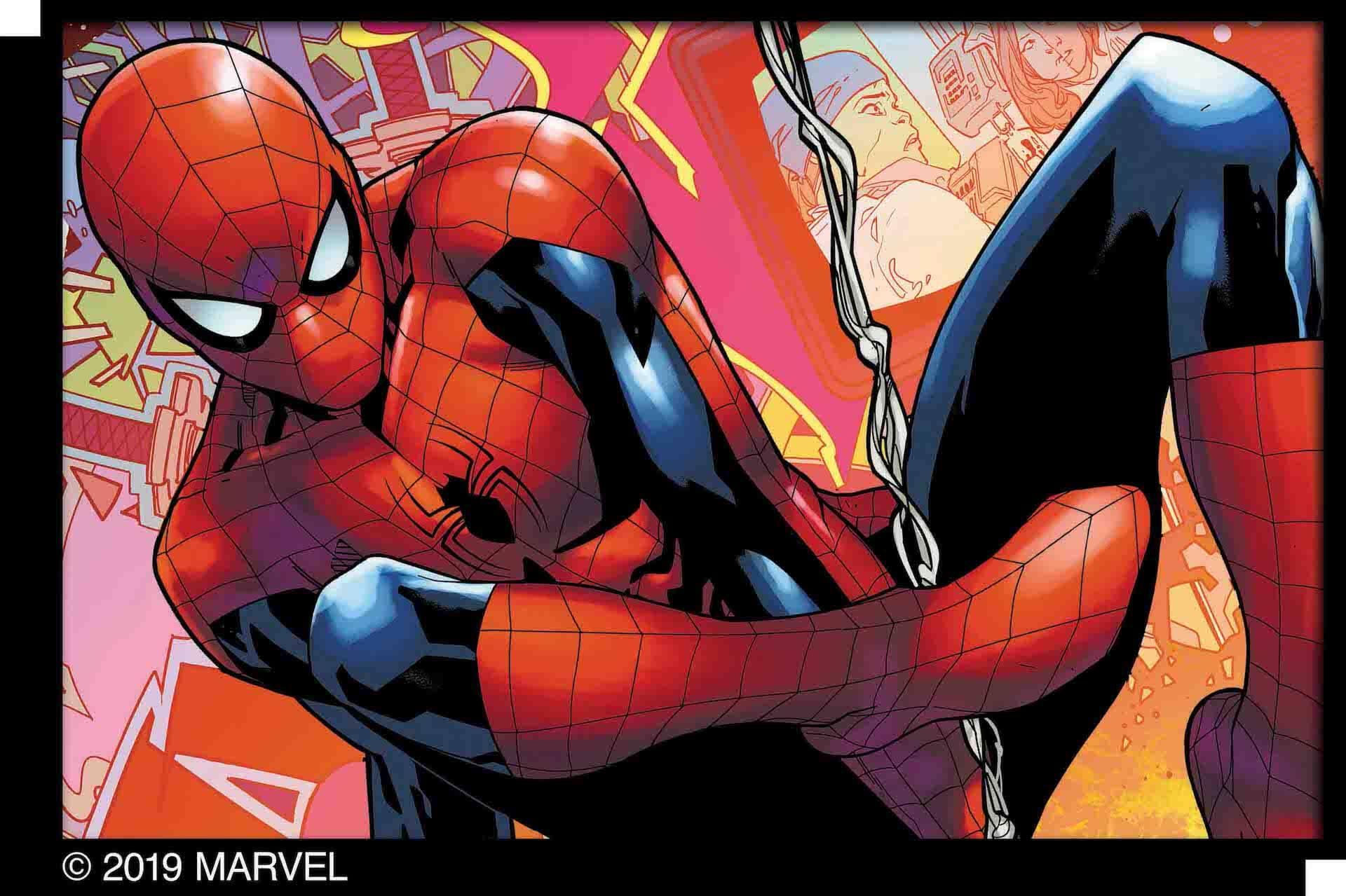 「スパイダーマン」や「キャプテン・アメリカ」が腕時計に!マーベルキャラクターをモチーフにしたシチズン腕時計全9モデルが登場 tech190919_marvel_watch_4