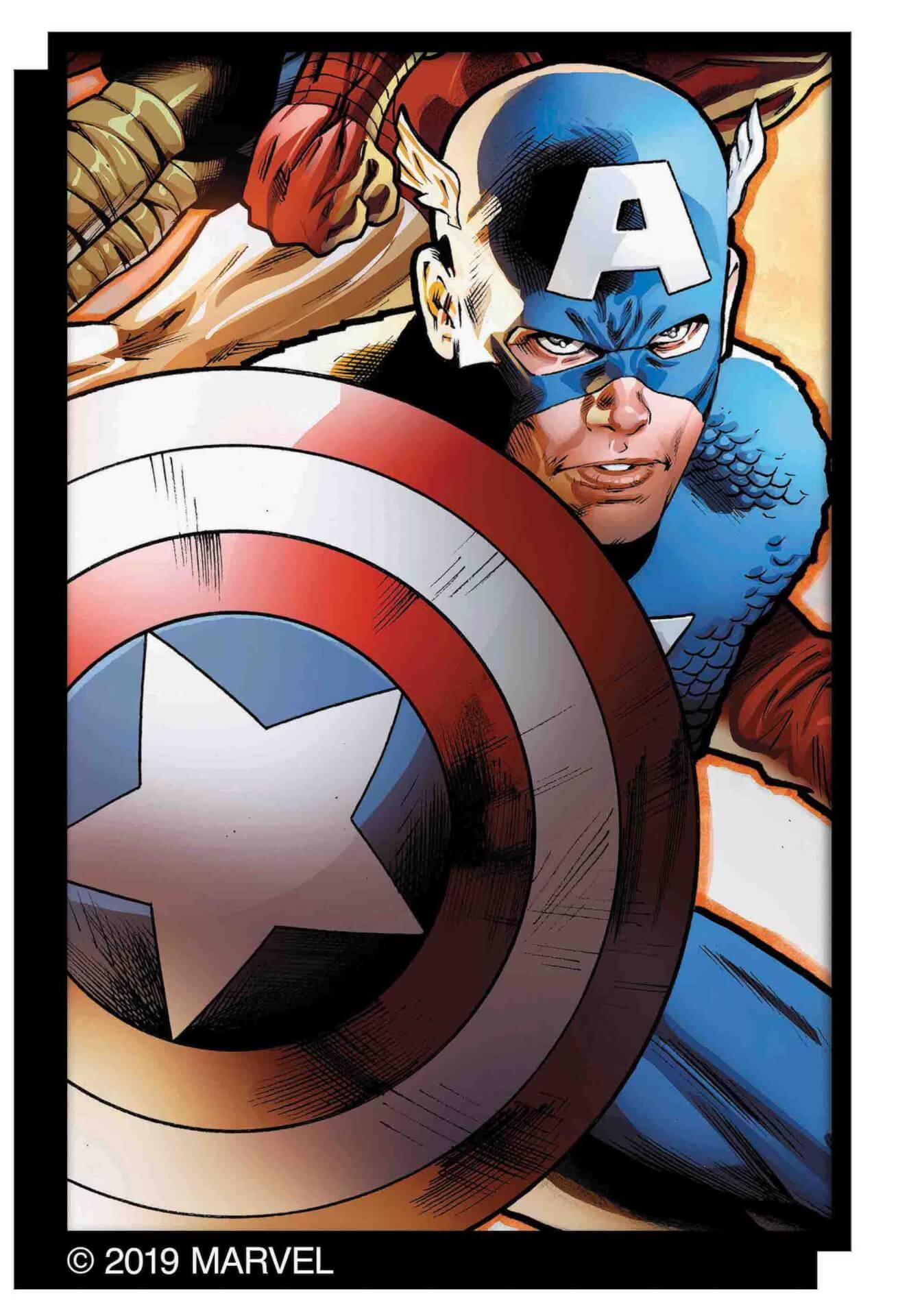 「スパイダーマン」や「キャプテン・アメリカ」が腕時計に!マーベルキャラクターをモチーフにしたシチズン腕時計全9モデルが登場 tech190919_marvel_watch_3