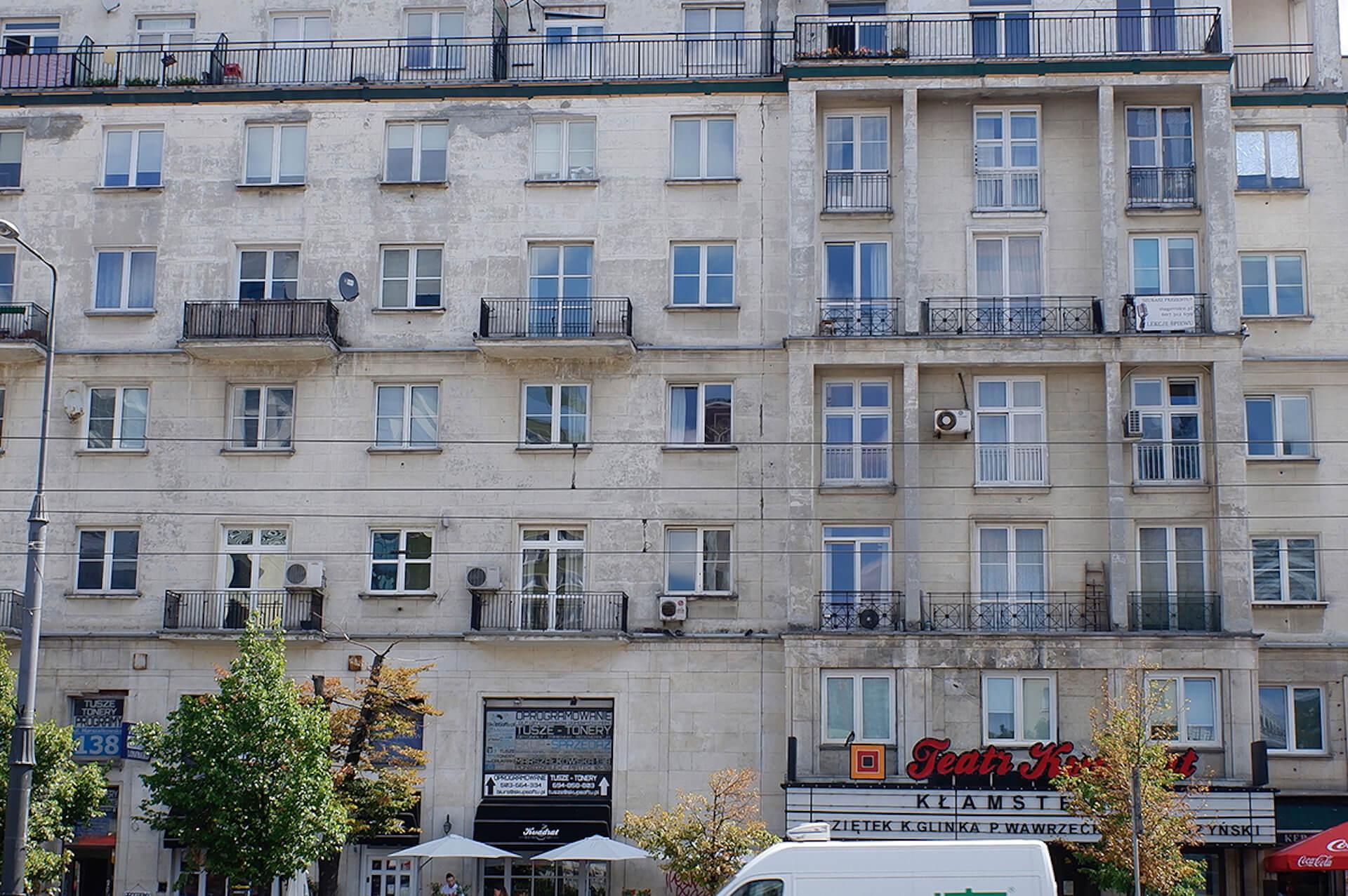 """ポーランドの""""斜めに傾いた5つ星ホテル""""『The Hotel Warszawa』で行われた非日常なパーティーをレポート! art190919_hotelwarszawa_3"""