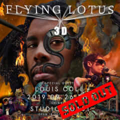 フライング・ロータス(Flying Lotus)