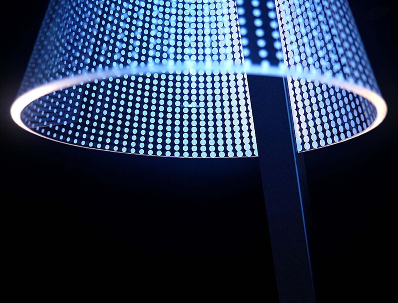 ベッドサイドに最適なランプでスマートフォンのワイヤレス充電が可能|インテリア照明「KONG」の販売が開始 sub1-5-1440x1100
