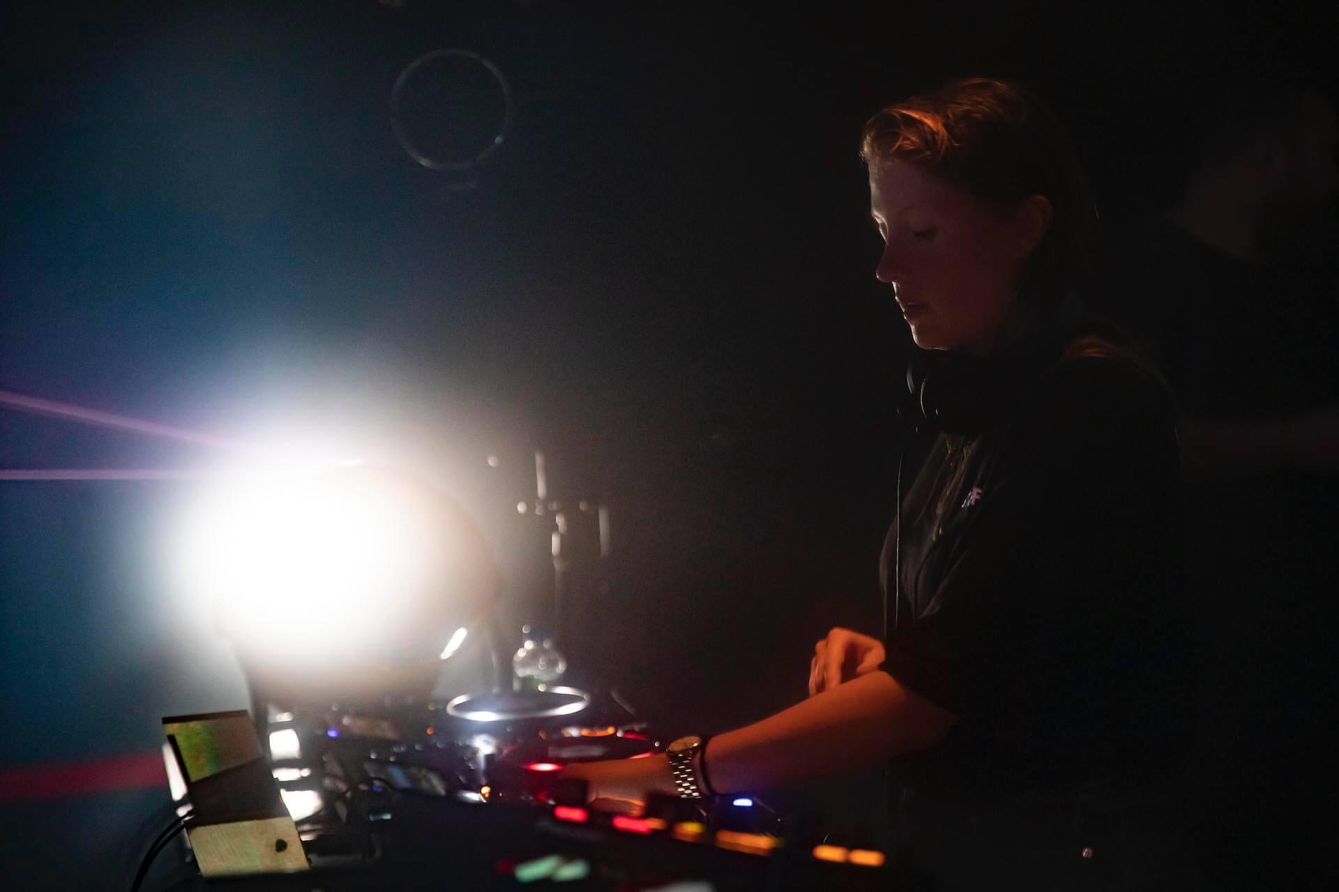 ベルギーの女性DJ・Charlotte de Witte×<ALIVE presents REBOOT>が東京のクラブナイトを再び更新する music190920_charlotte_07