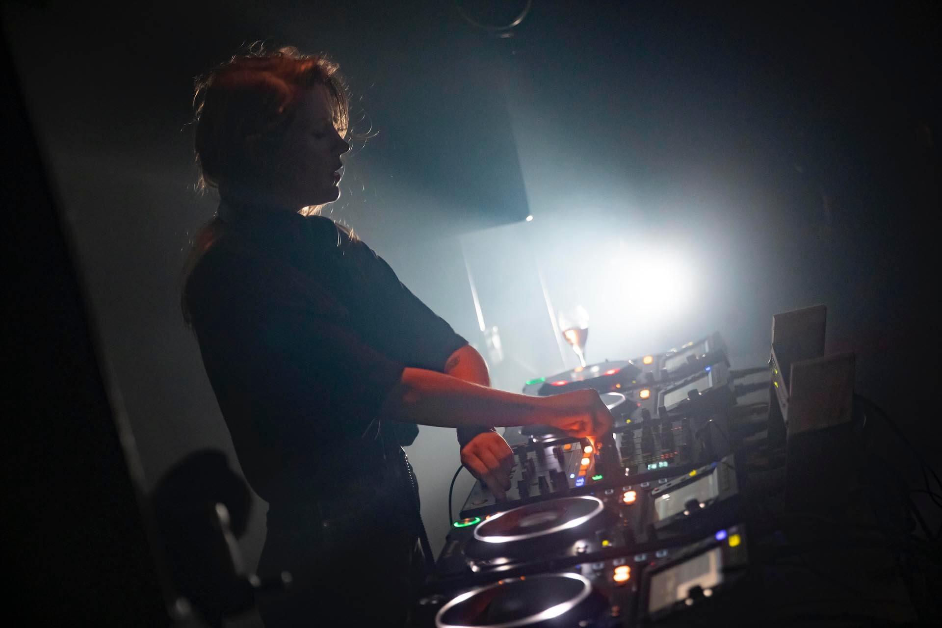 ベルギーの女性DJ・Charlotte de Witte×<ALIVE presents REBOOT>が東京のクラブナイトを再び更新する music190920_charlotte_13