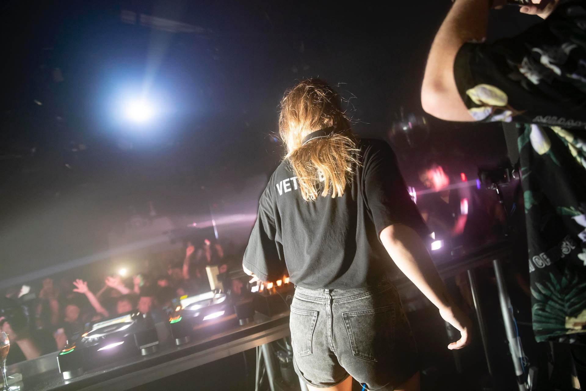 ベルギーの女性DJ・Charlotte de Witte×<ALIVE presents REBOOT>が東京のクラブナイトを再び更新する music190920_charlotte_14