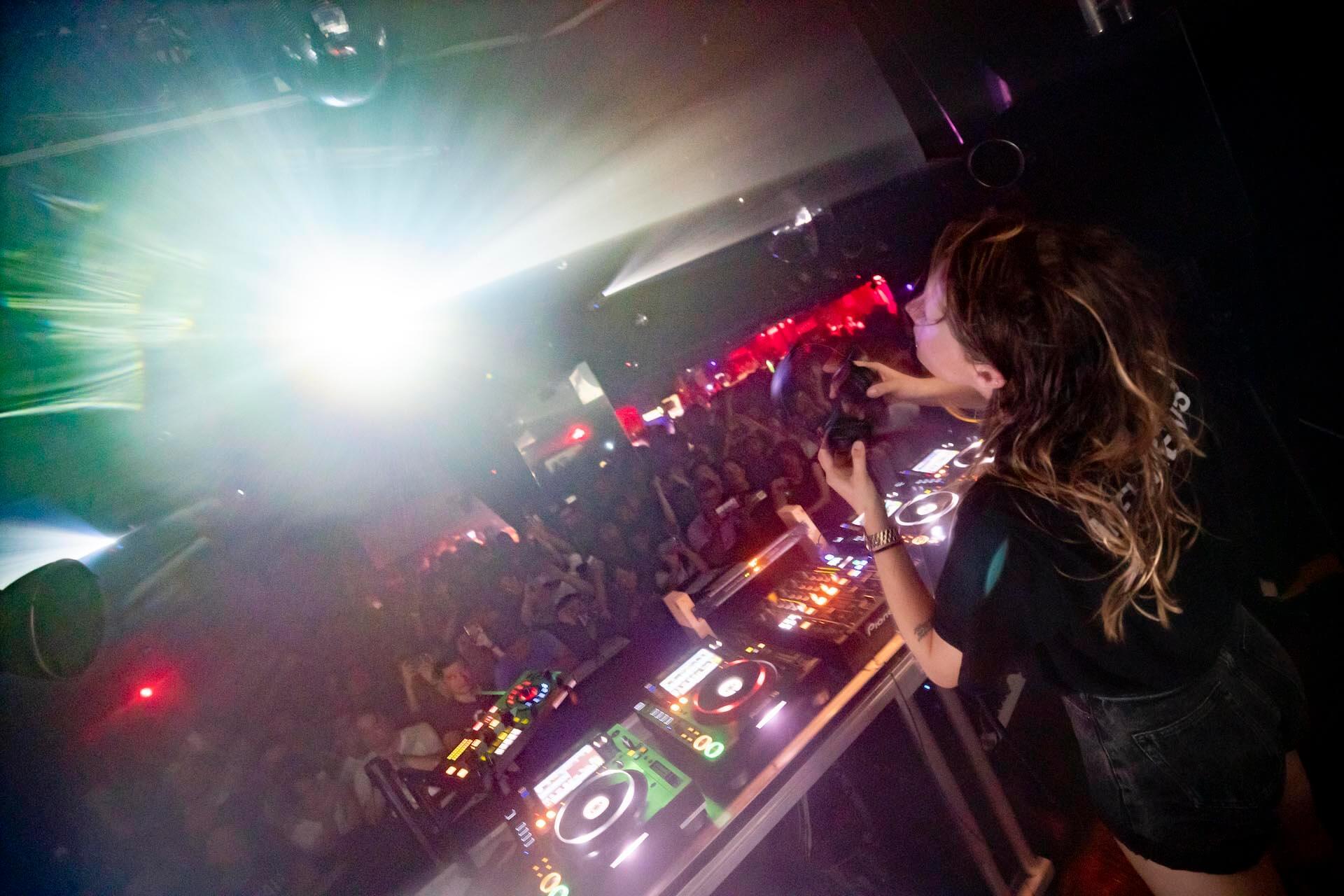 ベルギーの女性DJ・Charlotte de Witte×<ALIVE presents REBOOT>が東京のクラブナイトを再び更新する music190920_charlotte_15
