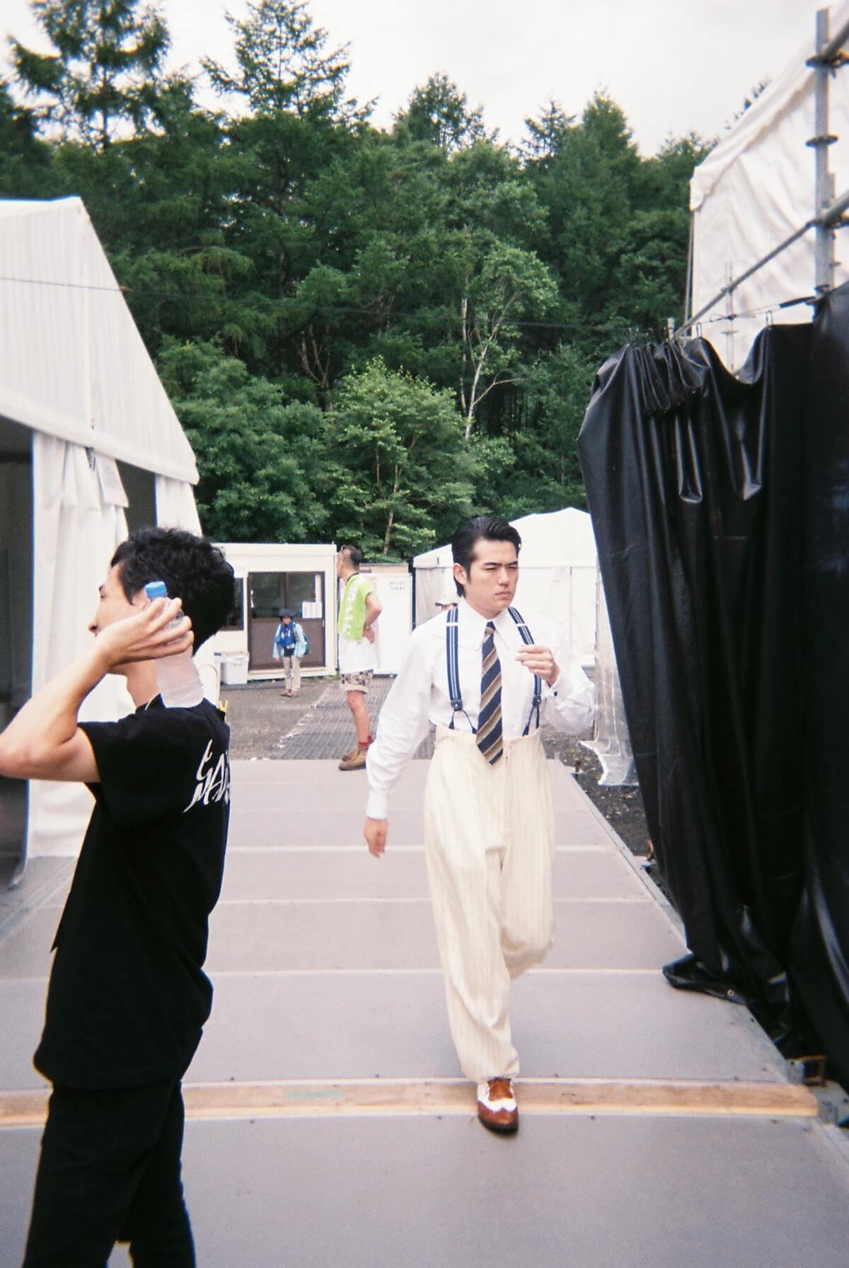 フェスレポート|SANABAGUN.が切り取る<FUJI ROCK FESTIVAL'19> music190822_sanabagunFRF19_07.jpg