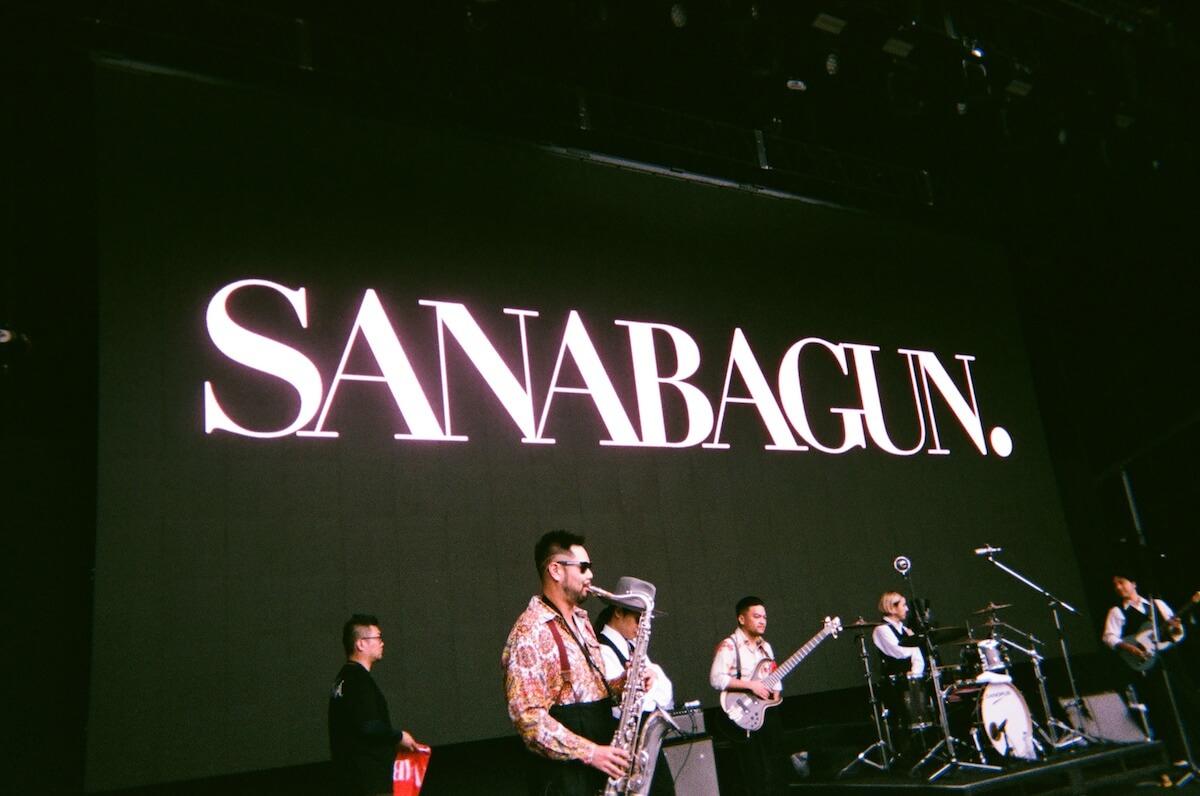 フェスレポート|SANABAGUN.が切り取る<FUJI ROCK FESTIVAL'19> music190822_sanabagunFRF19_13_1