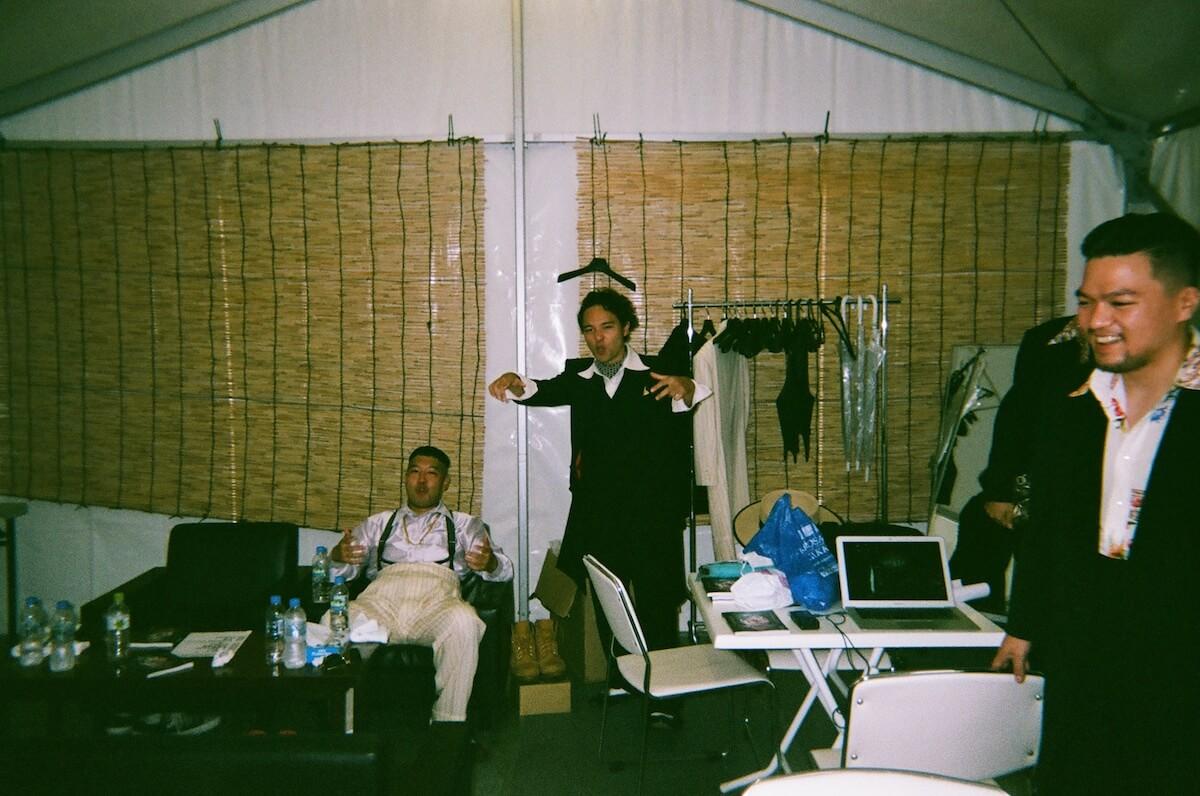 フェスレポート|SANABAGUN.が切り取る<FUJI ROCK FESTIVAL'19> music190822_sanabagunFRF19_14_