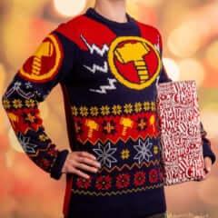 マーベル ダサいセーター