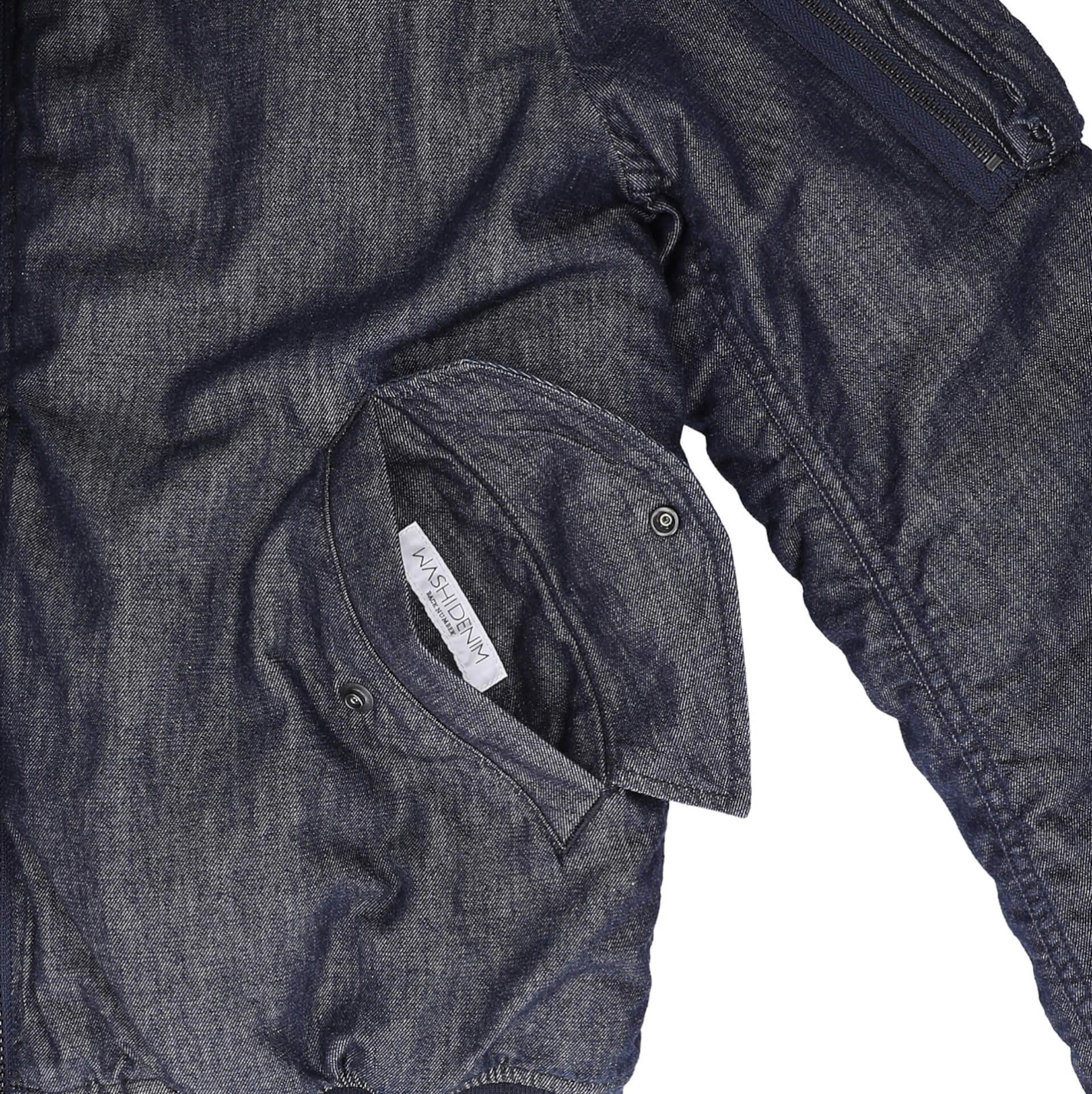 ライトオン×EDWIN「ALPHA INDUSTRIES」の別注「和紙MA-1ジャケット」が発売 life190926_washidenim_2-1