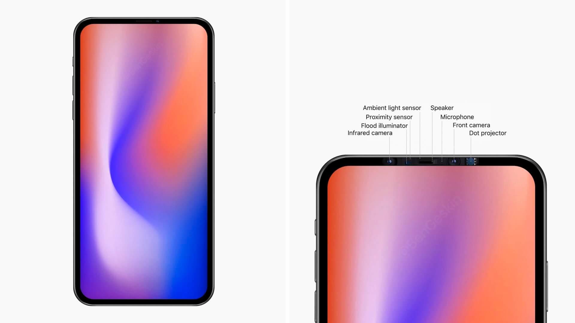 2020年発売iPhoneは完全ノッチレスのディスプレイに?Face IDはどうなる tech190927_iphone_2020_1