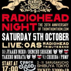 Radiohead Night