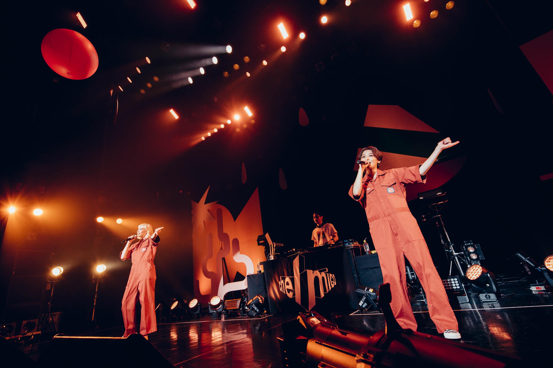 chelmico、<Fishing Tour>追加公演も含めた全7公演総動員数約5000人を全てソールド・アウト|全国10箇所のツアー「chelmico 感謝祭 Tour 2020」を発表 music190930-chelmico-3