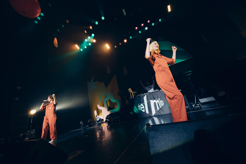 chelmico、<Fishing Tour>追加公演も含めた全7公演総動員数約5000人を全てソールド・アウト|全国10箇所のツアー「chelmico 感謝祭 Tour 2020」を発表 music190930-chelmico-6