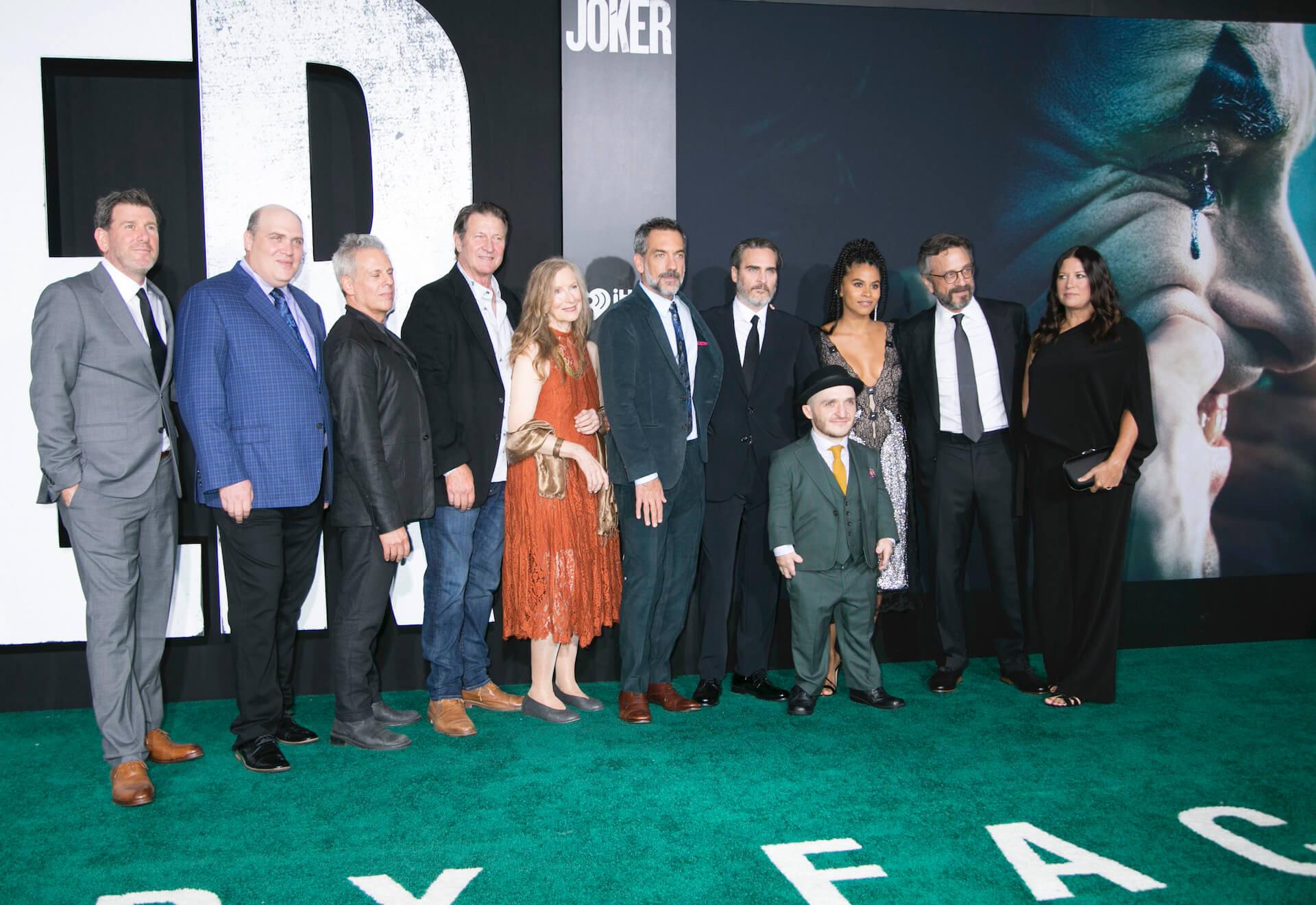 映画『ジョーカー』ホアキン・フェニックスが<USプレミア>で語る本作への想いとは? film190930joker-premier_1