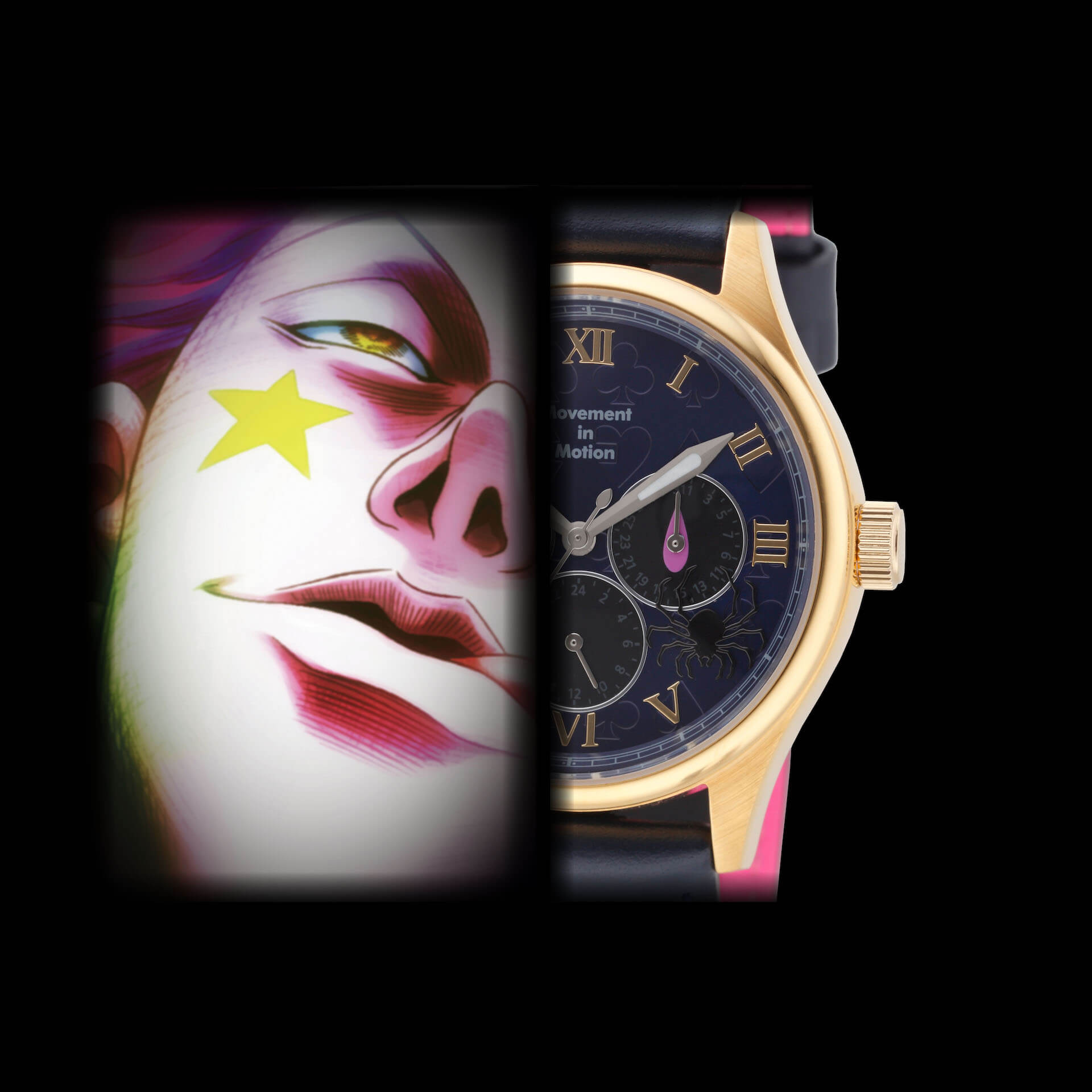 HUNTER×HUNTERとTiCTACの初コラボレーション腕時計が登場|ゴンやヒソカたち、人気キャラクターを表現 sub6-1