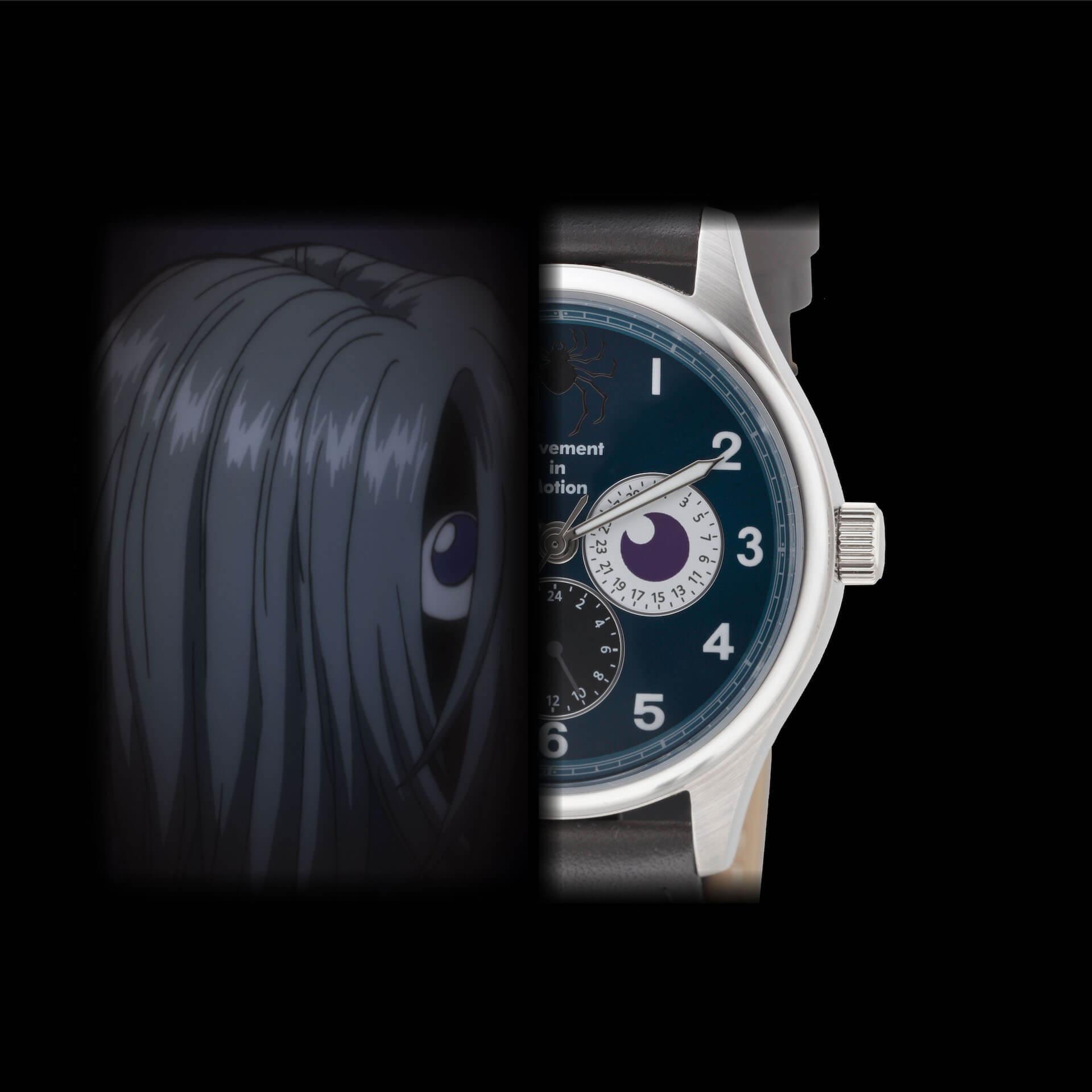 HUNTER×HUNTERとTiCTACの初コラボレーション腕時計が登場|ゴンやヒソカたち、人気キャラクターを表現 sub8-1