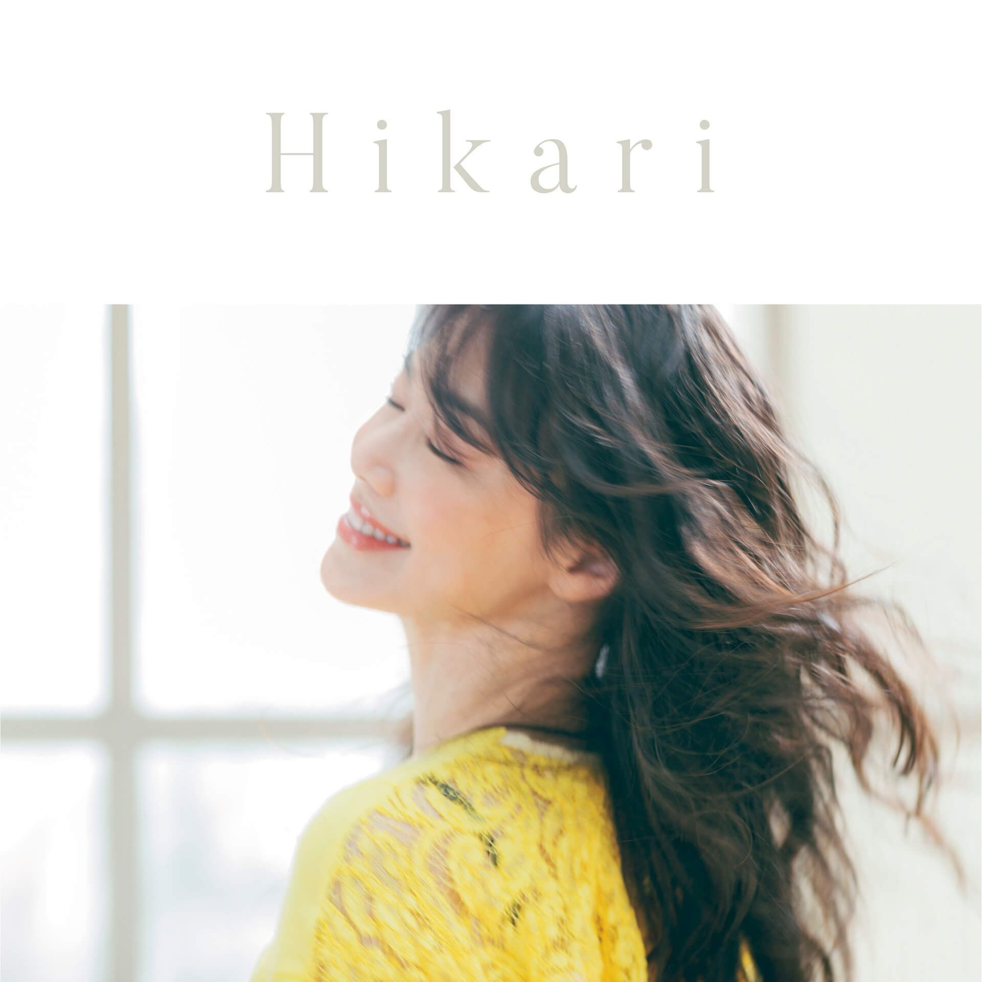 今井美樹の令和初となる録り下しの新曲「Hikari」が『科捜研の女』10月クールの主題歌に決定 Hikari_JKT