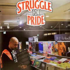 STRUGGLE FOR PRIDE『MAKE A RAINBOW』12インチ発売記念 & HMV record shop新宿ALTA 3周年記念