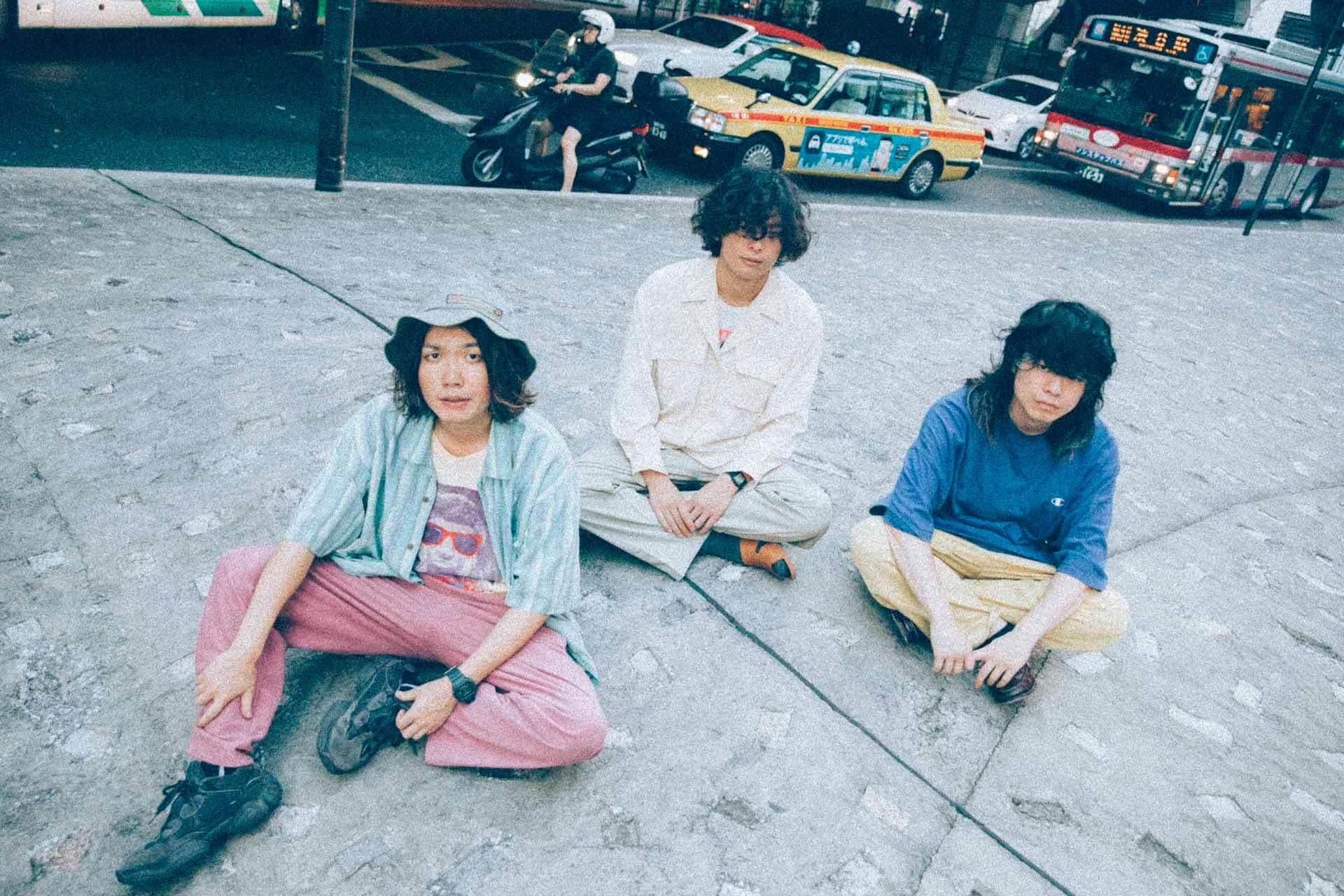 Tempalay × ドミコ × MONO NO AWARE「中国巡演」鼎談|盟友となった中国ツアーを振り返る interview1007_chinatour-0680