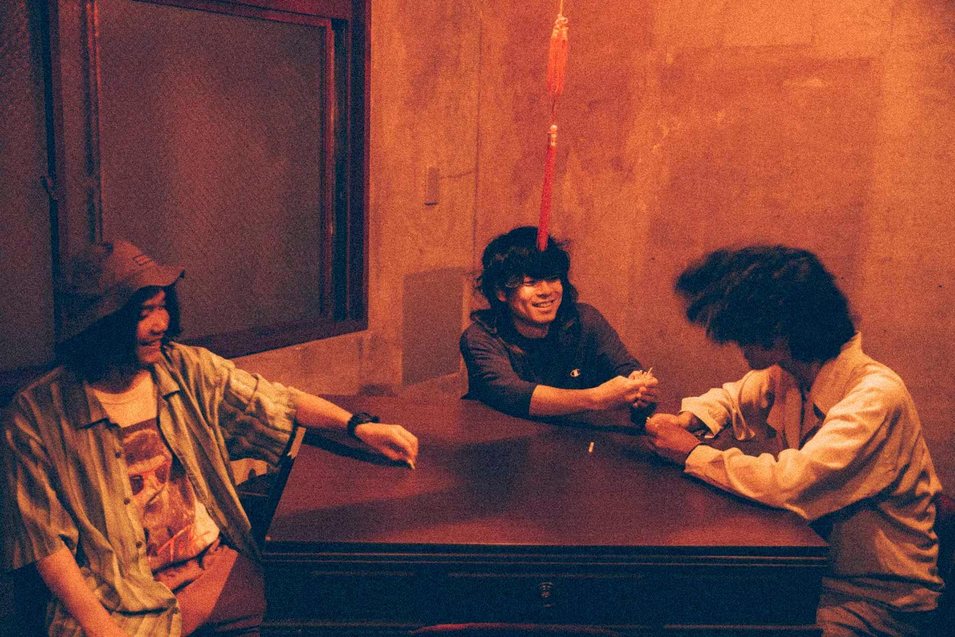 Tempalay × ドミコ × MONO NO AWARE「中国巡演」鼎談|盟友となった中国ツアーを振り返る interview1007_chinatour-0744