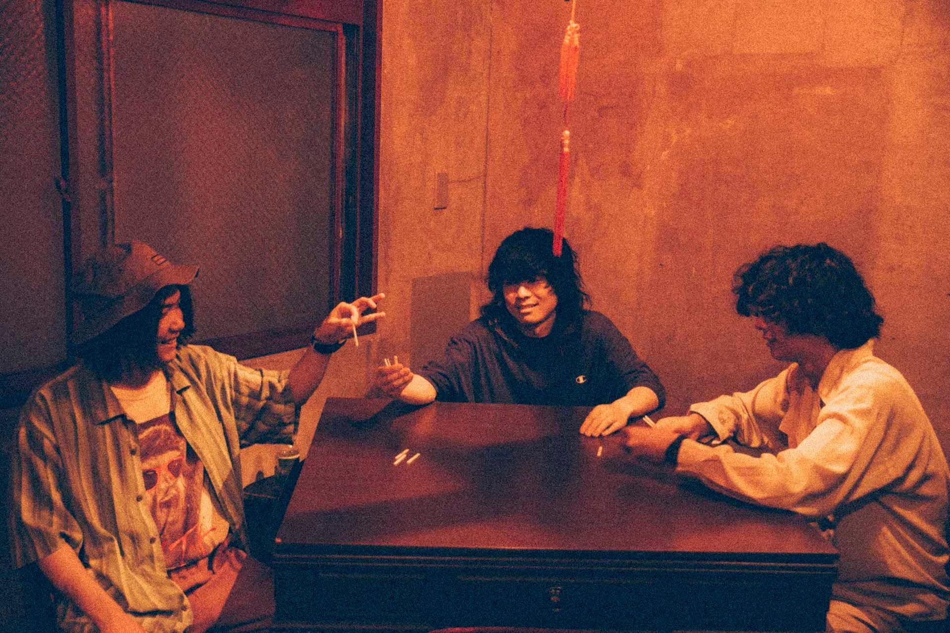 Tempalay × ドミコ × MONO NO AWARE「中国巡演」鼎談|盟友となった中国ツアーを振り返る interview1007_chinatour-0749