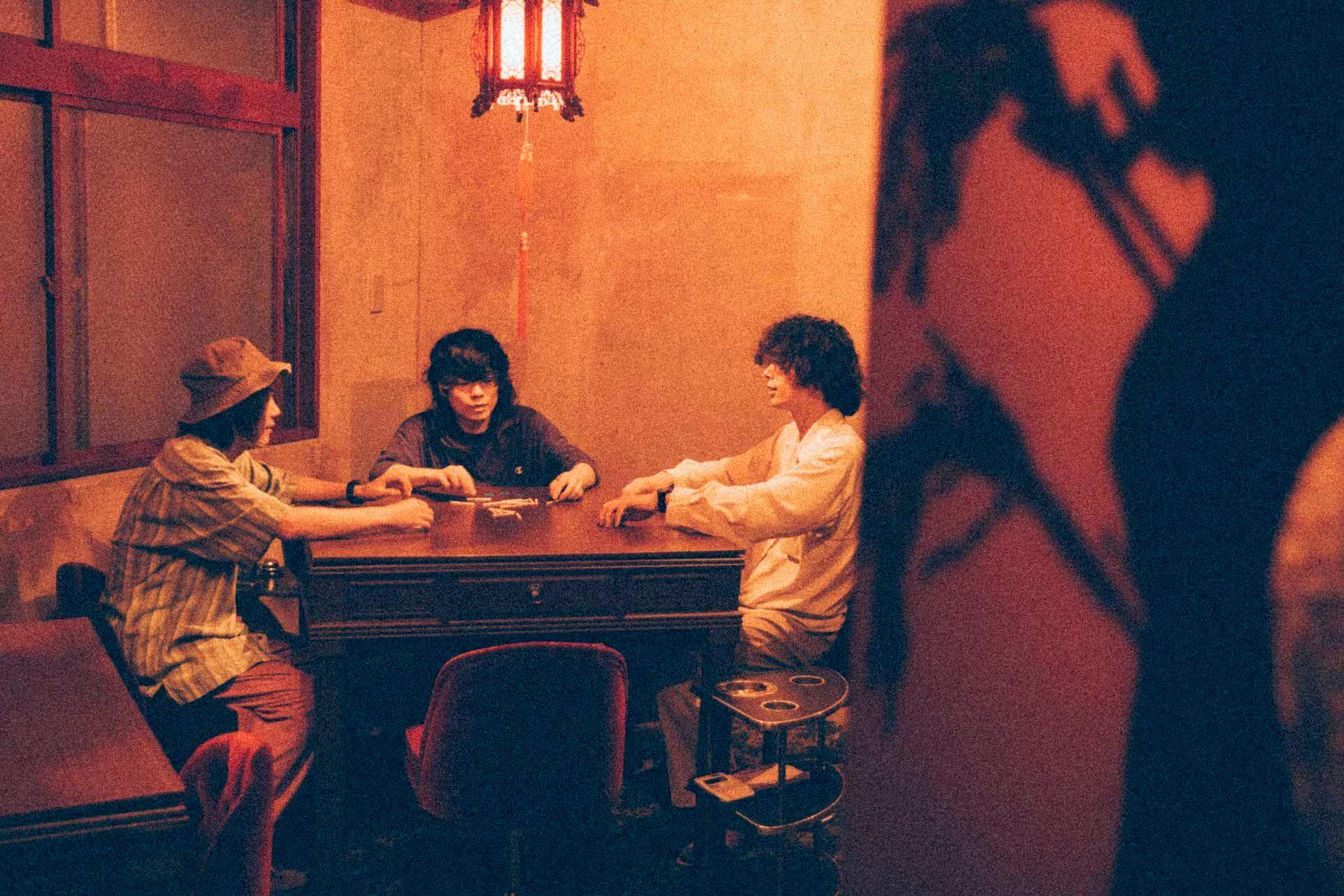 Tempalay × ドミコ × MONO NO AWARE「中国巡演」鼎談|盟友となった中国ツアーを振り返る interview1007_chinatour-0764