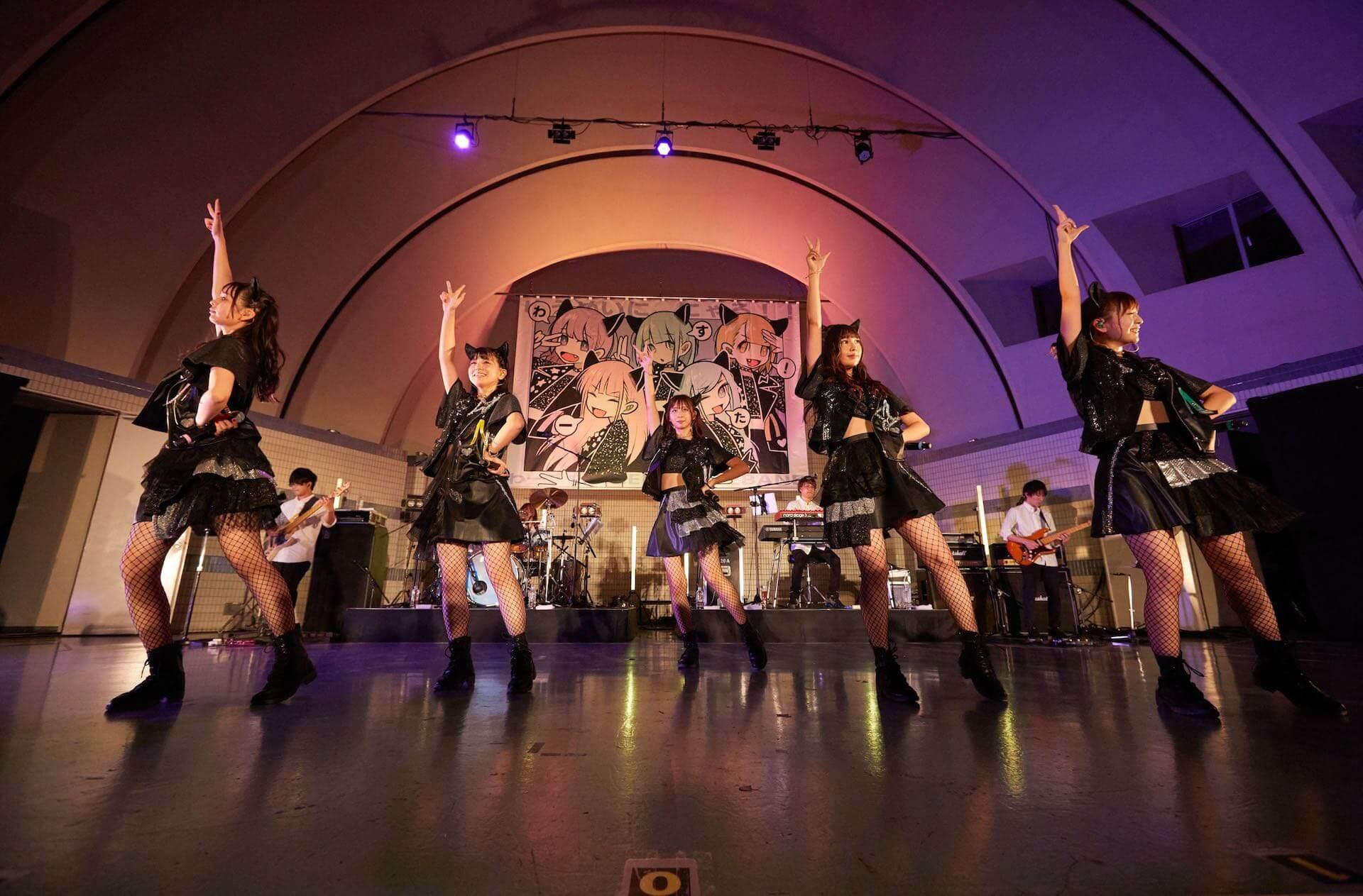 わーすた、代々木野外音楽堂でのFREE LIVE敢行で3,000人が大集結! art191009_waasuta_5