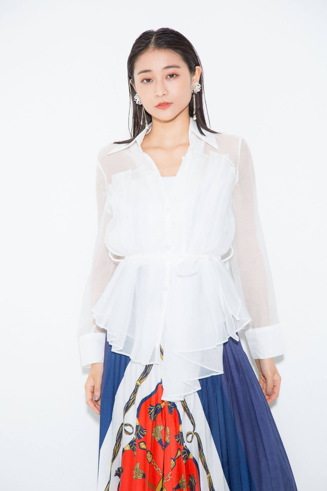 元アンジュルム和田彩花、「私の活動のイントロダクション」と語る自身作詞のソロ曲「Une idole」を発表! music191009_wadaayaka_1