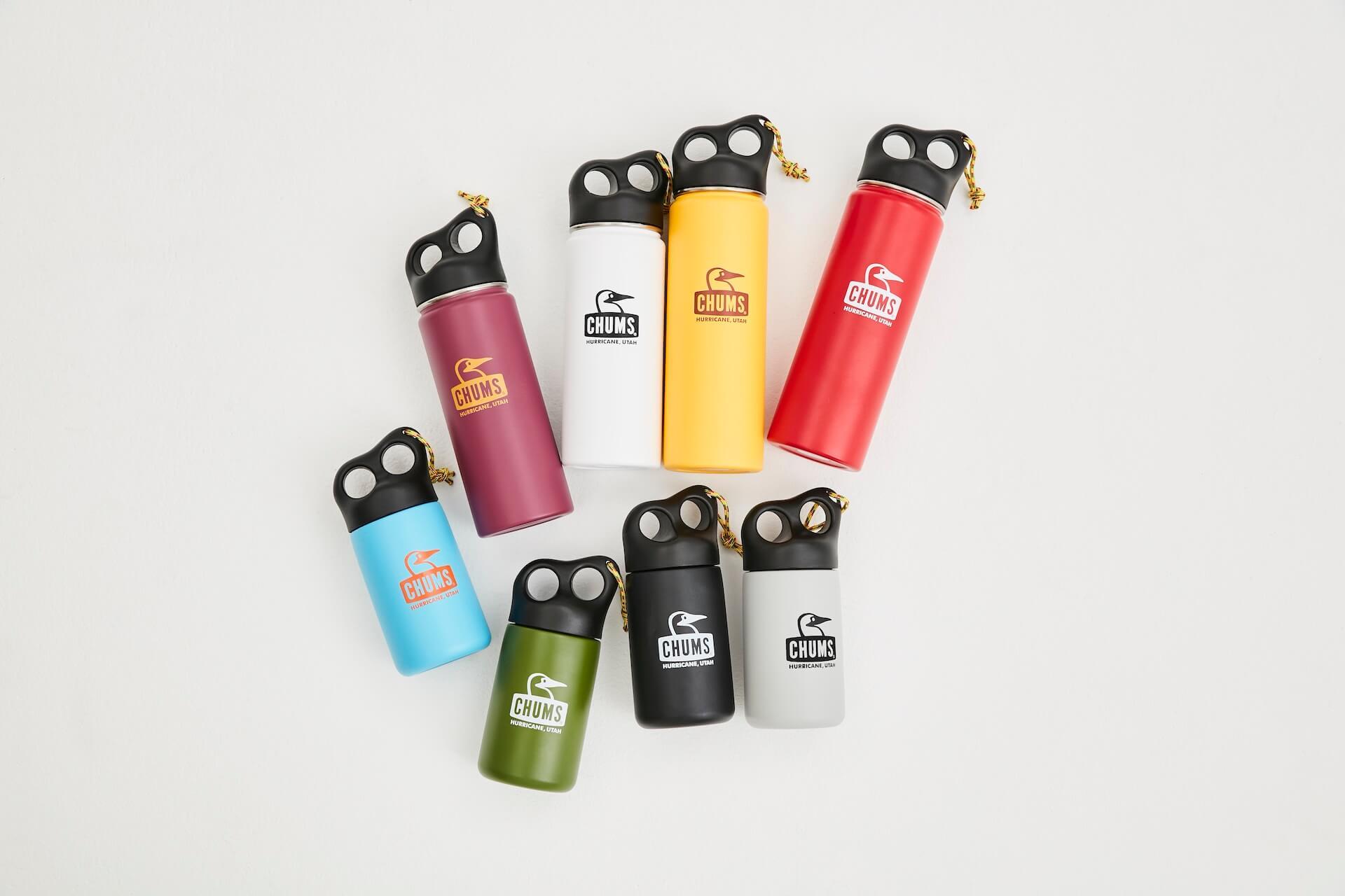 チャムスから環境に優しいカラフルでポップな3サイズ全8色のステンレスボトルが登場 ph_4331