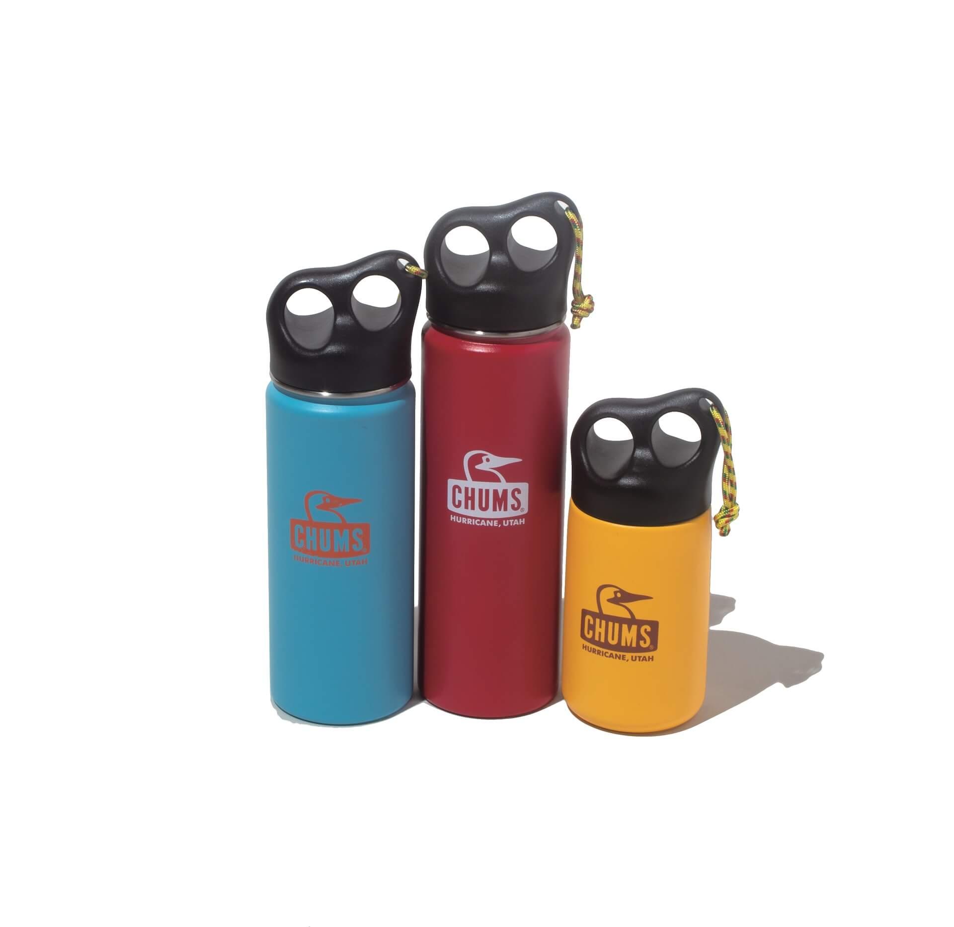 チャムスから環境に優しいカラフルでポップな3サイズ全8色のステンレスボトルが登場 IMG_8369