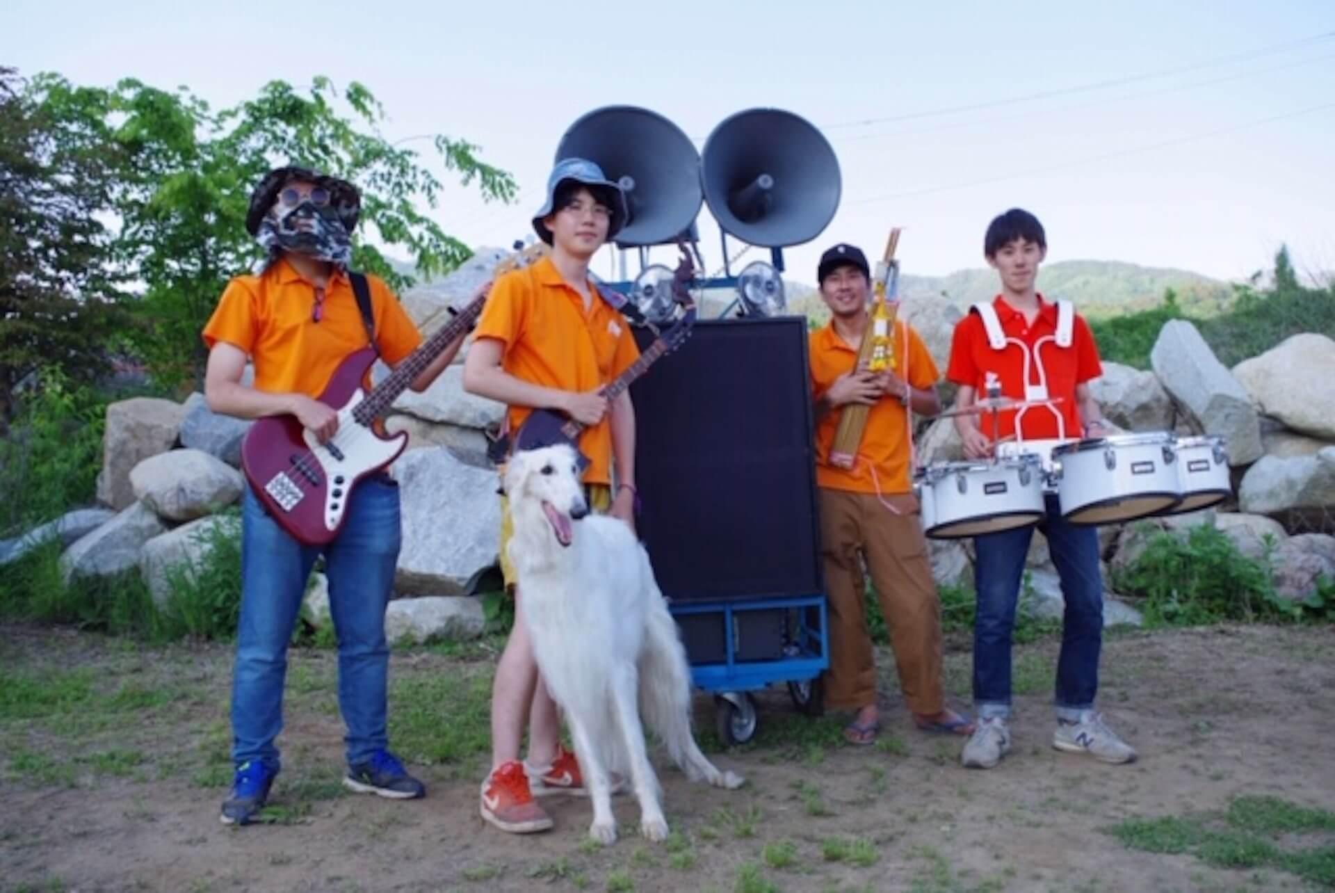 サンティアゴ・バスケスがディレクションする音楽イベント<True Colors BEATS>開催決定!YAKUSHIMA TREASUREらが出演 music191009_truecolorsbeat_5