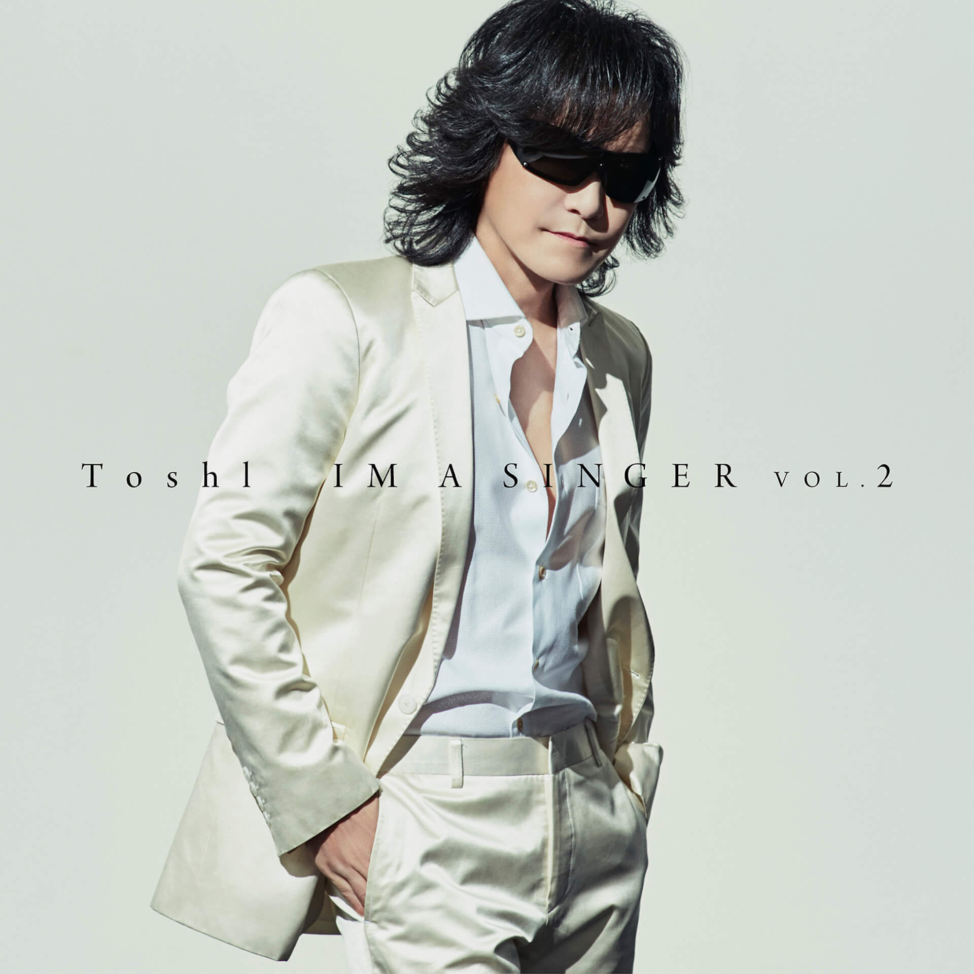 X JAPAN・Toshl、大ヒットカバーアルバム第2弾『IM A SINGER VOL.2』リリース決定! music191009_toshi_1