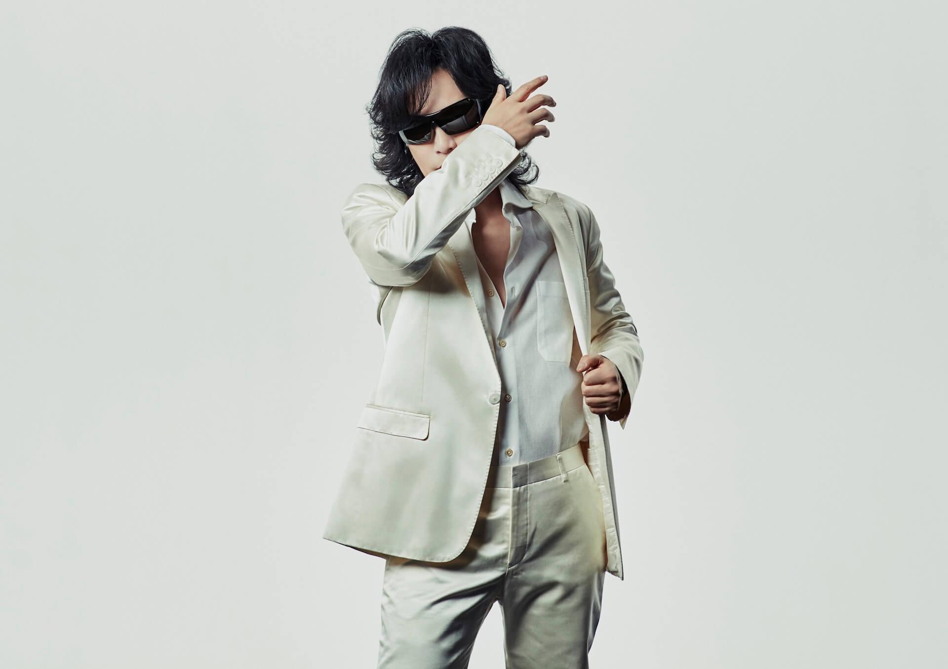 X JAPAN・Toshl、大ヒットカバーアルバム第2弾『IM A SINGER VOL.2』リリース決定! music191009_toshi_main