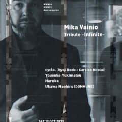"WWW & WWW X Anniversaries ""Mika Vainio Tribute"""