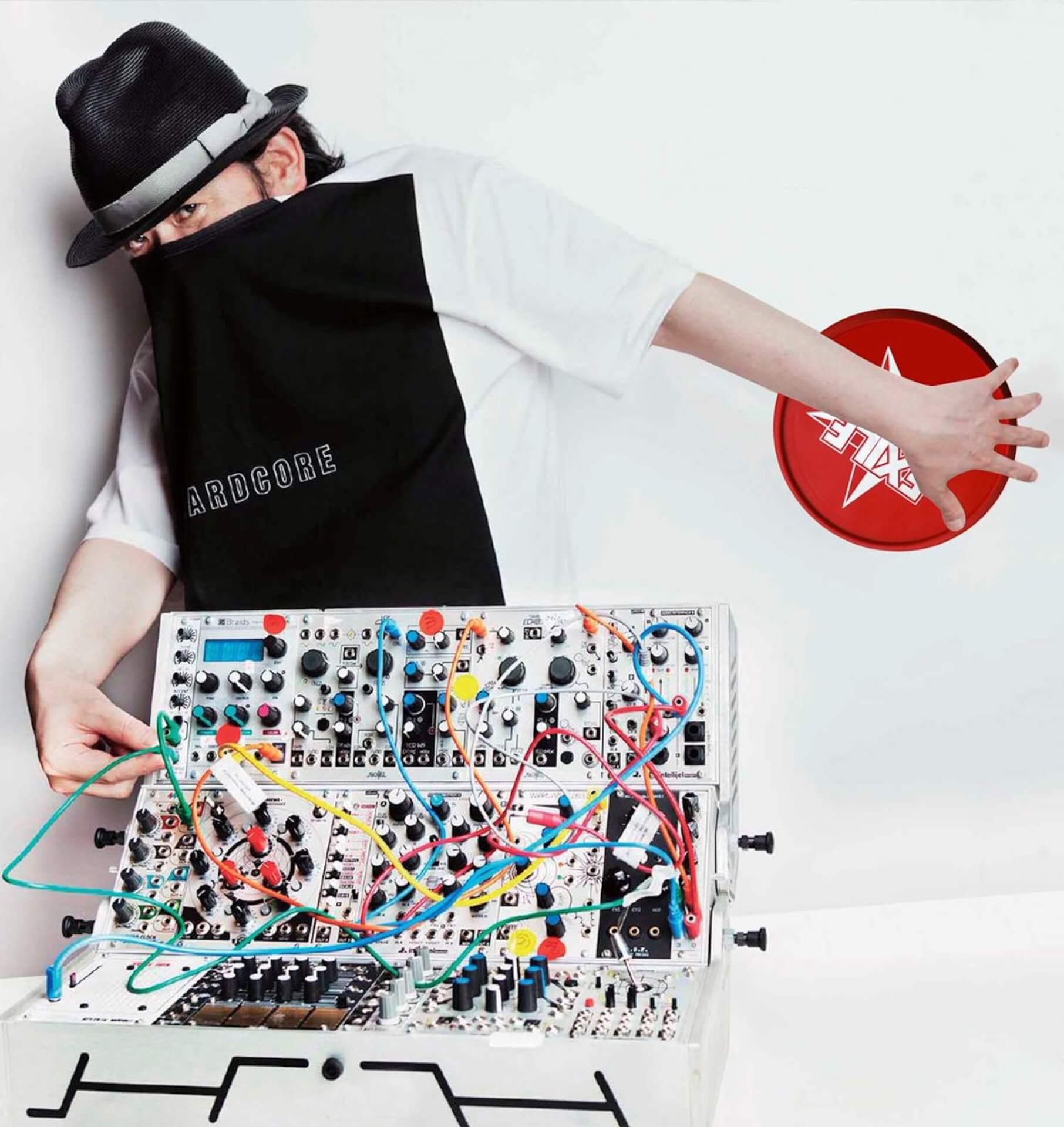 【なんと!】Mika Vainioトリビュート・イベントにDOMMUNEの宇川直宏がモジュラー&DJセットで出演決定! music191009-mika-vainio-tribute-2