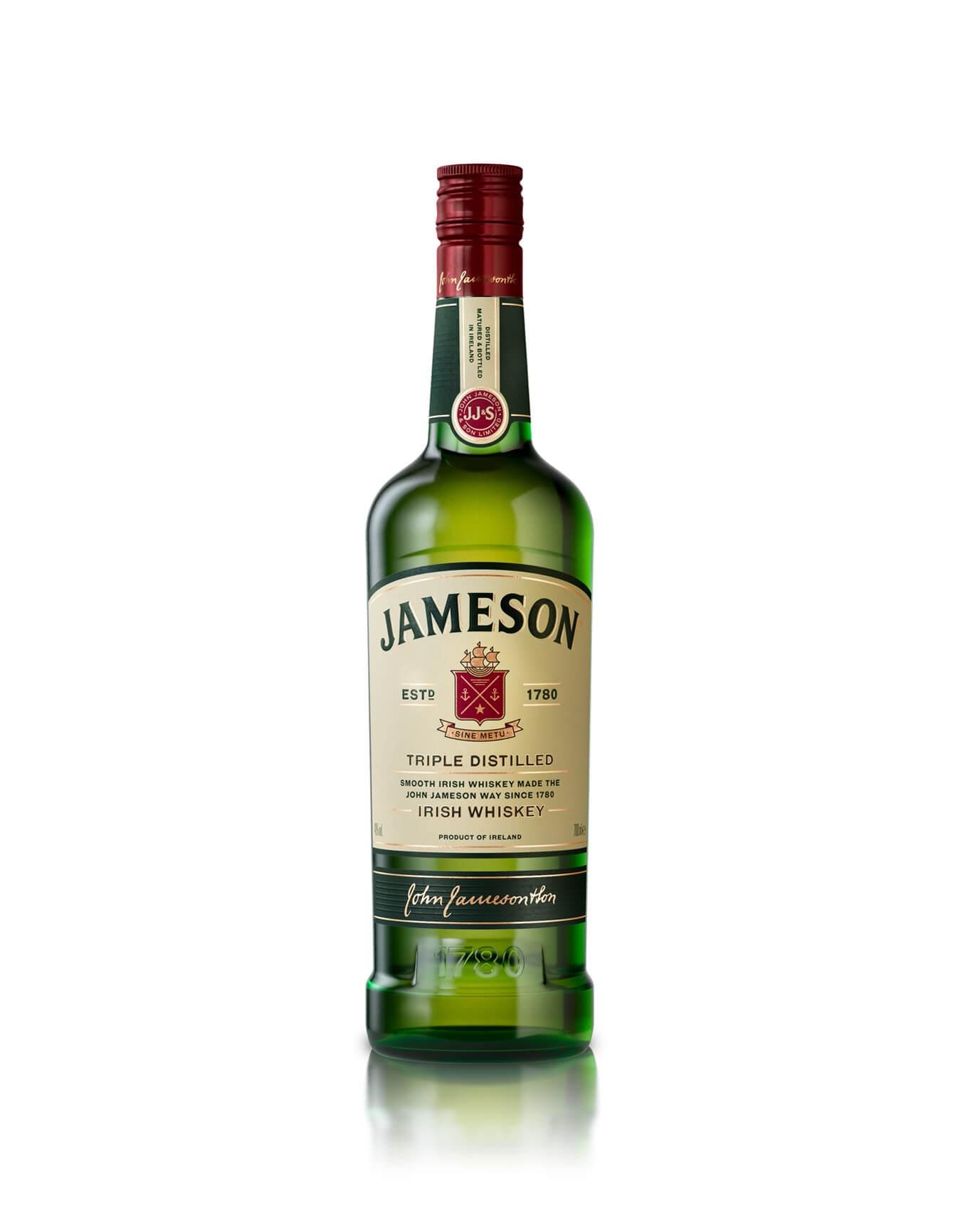 JAMESON×グッドモーニングアメリカ|金廣真悟が語る、お酒と音楽の関係性と<JAMESON HALLOWEEN FES 2>に向けて interview_jameson_product_700ml