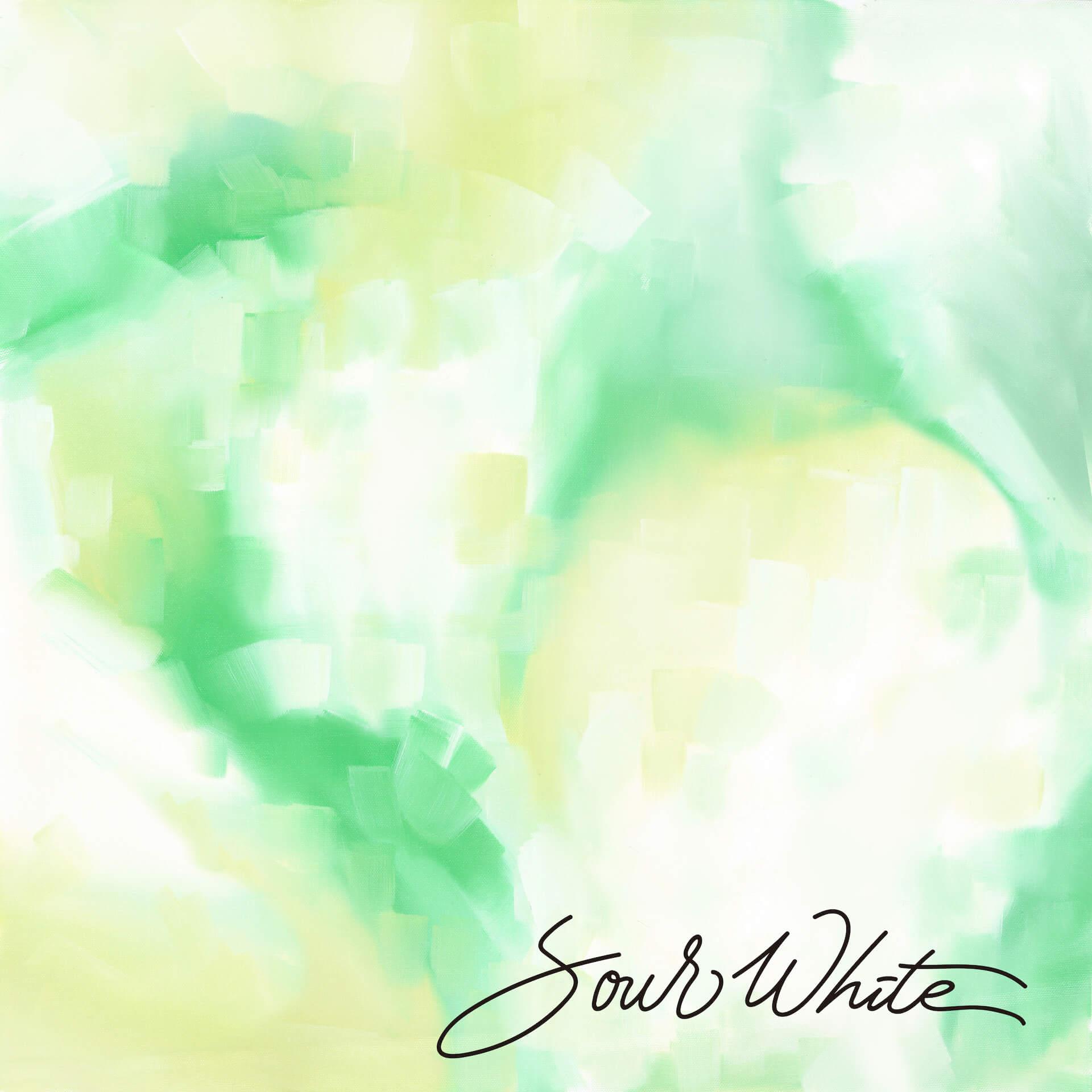 気鋭のシンガーKick a Showが、HUNGERを客演に迎えた楽曲を含む最新EP『Sour White』をリリース|渋谷WWW Xにて待望のワンマンライブも sourwhite