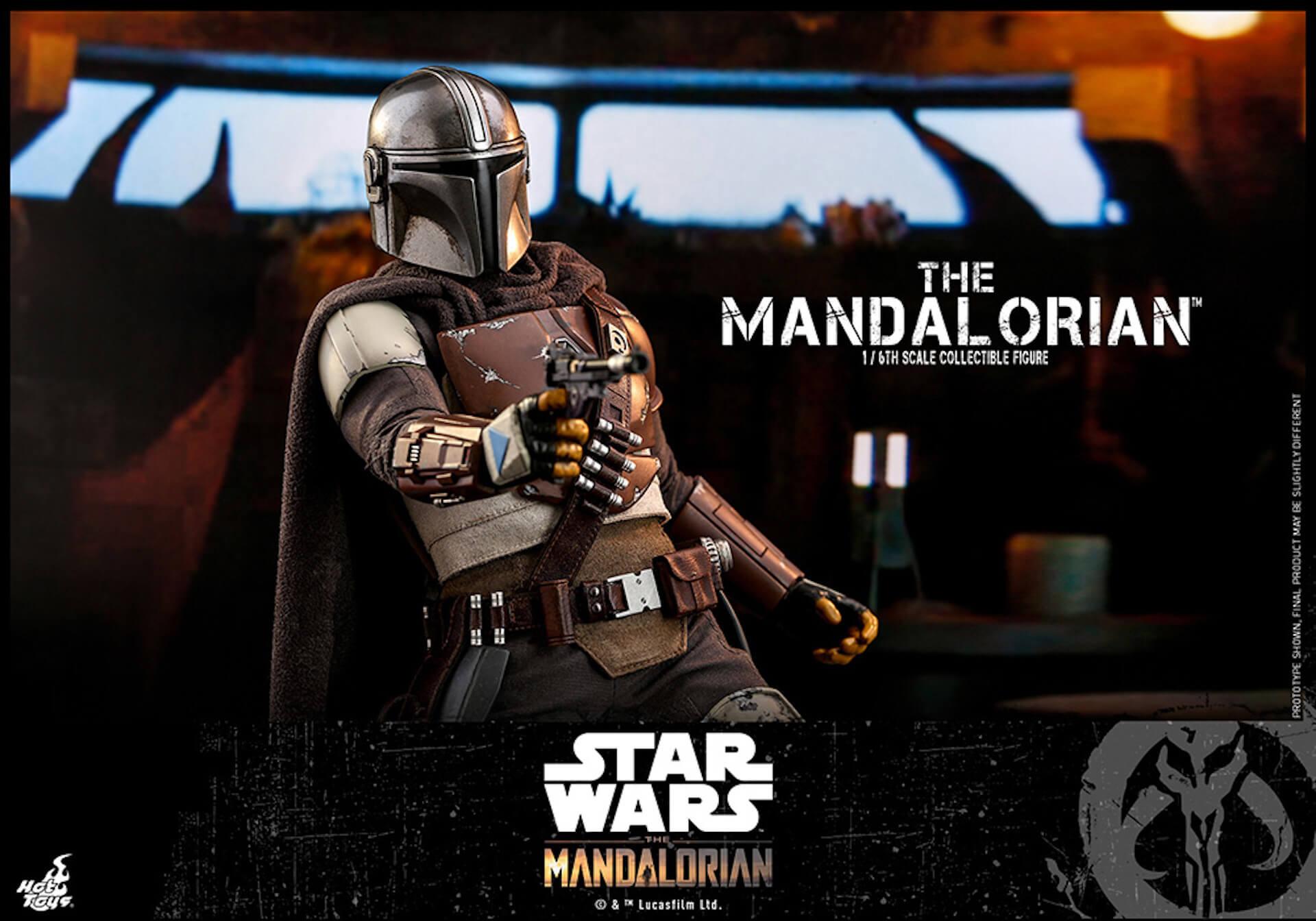 「スター・ウォーズ」テレビシリーズ『ザ・マンダロリアン』からマンダロリアン&IG-11のフィギュアがホットトイズに登場! art191010_starwars_toys_9