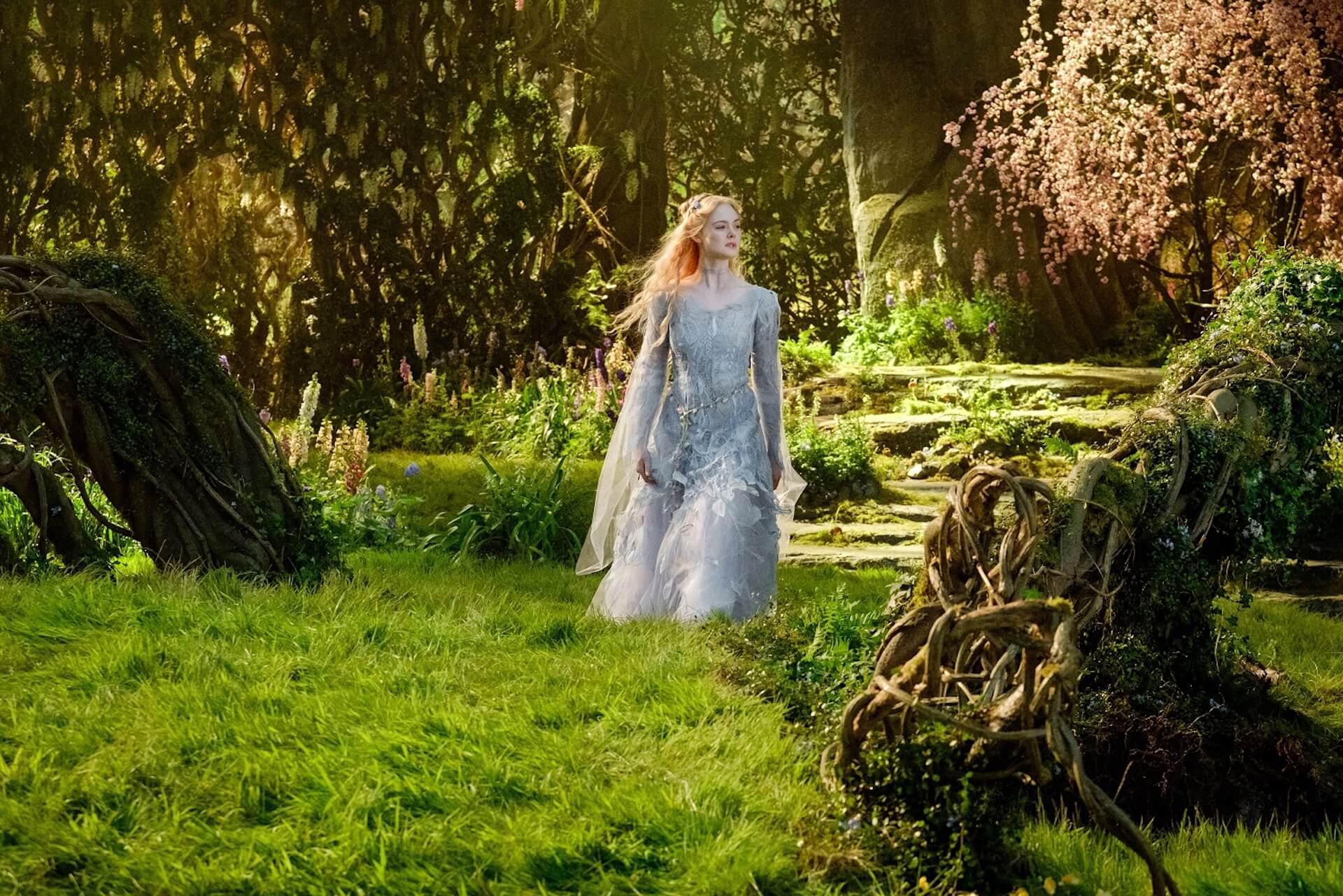 オーロラ姫とマレフィセントが結婚の話をめぐり口論に|全国公開が迫る『マレフィセント2』から本編シーンが解禁 film191011_maleficent2_01