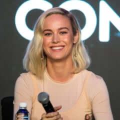 『キャプテン・マーベル』 ブリー・ラーソン(Brie Larson)