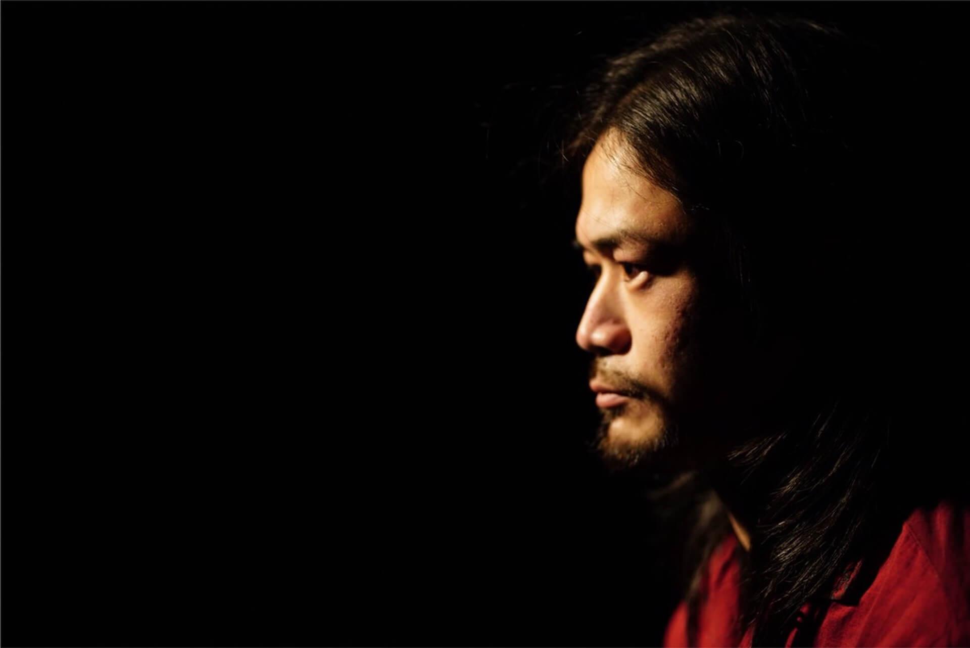 Yoshinori HayashiとDJ TODAYによるレジデントパーティーが美術家・村田峰紀を召喚し11月に開催 music191010-amygdala-moss-2